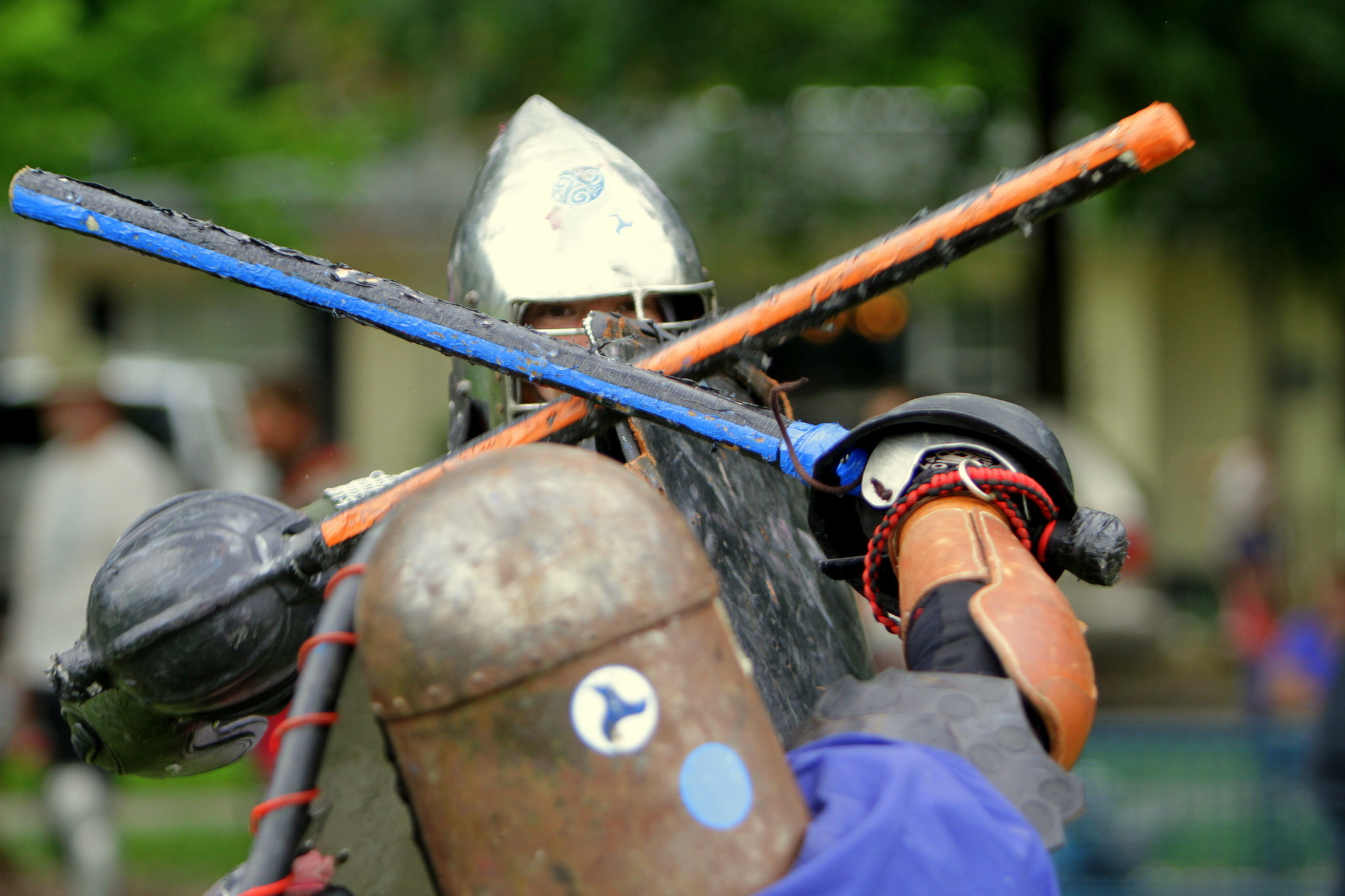 Knights in shining armor fight to the 'death' in Central Florida