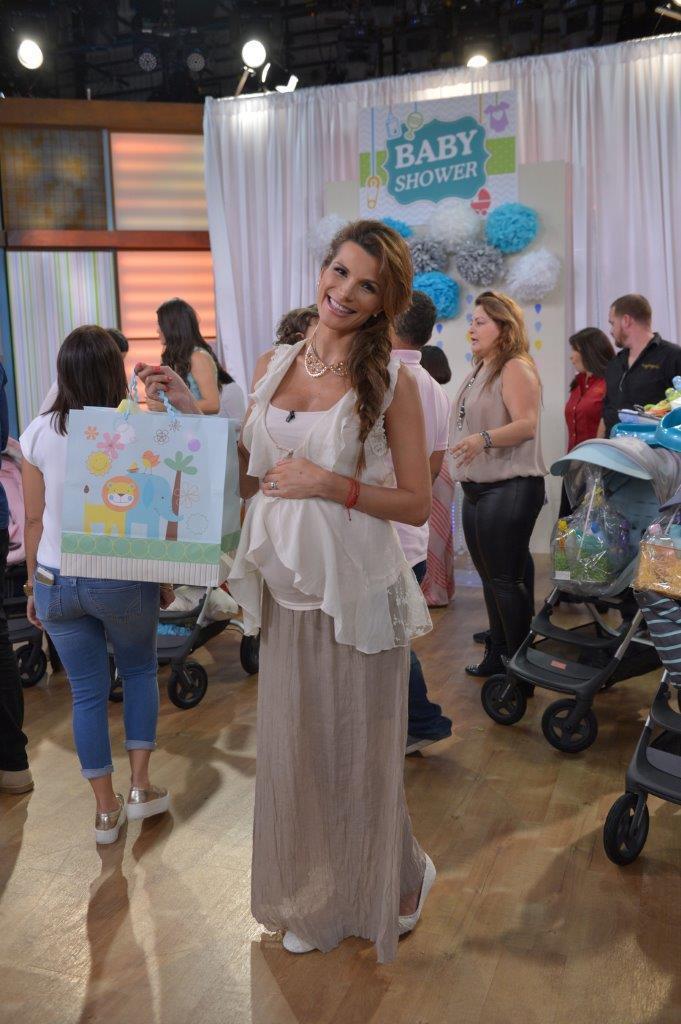 Baby Shower De Ana Patricia En Despierta América Hoy