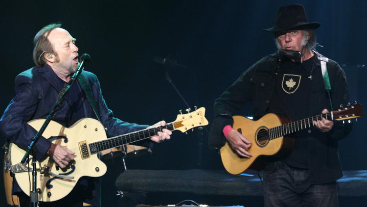 Stephen Stills, Neil Young