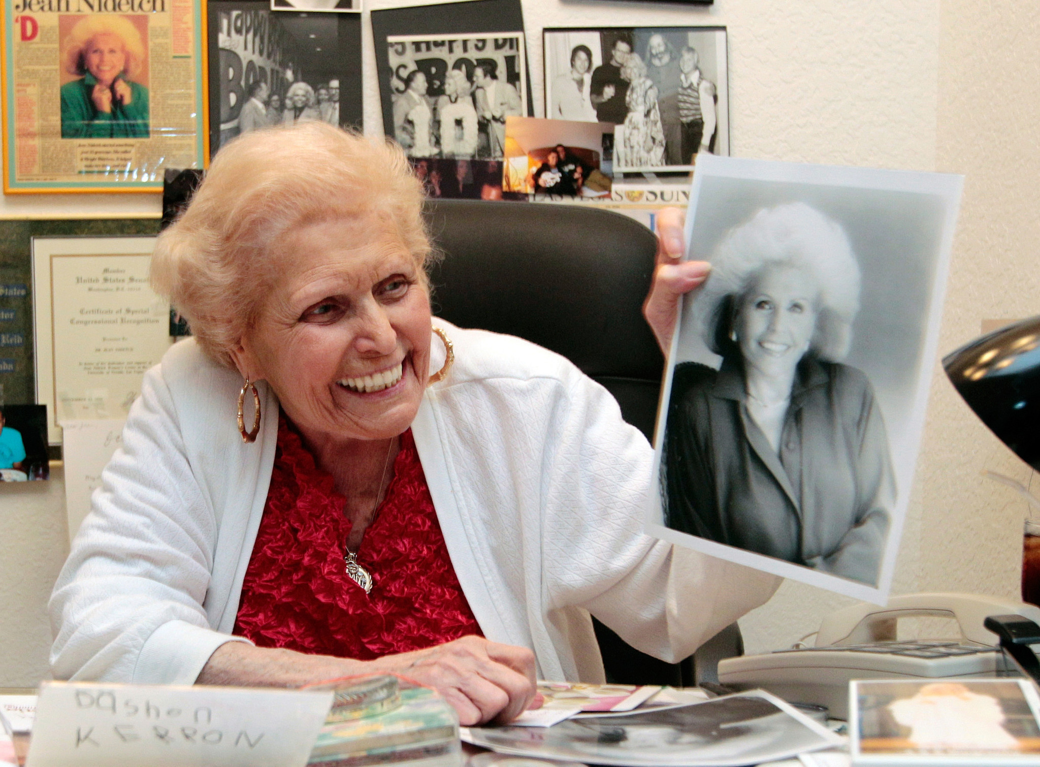 Jean Nidetch Dies At 91 A Founder Of Weight Watchers La