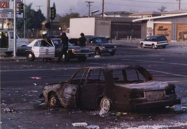 Most L.A. residents believe riots unlikely to recur, poll ...