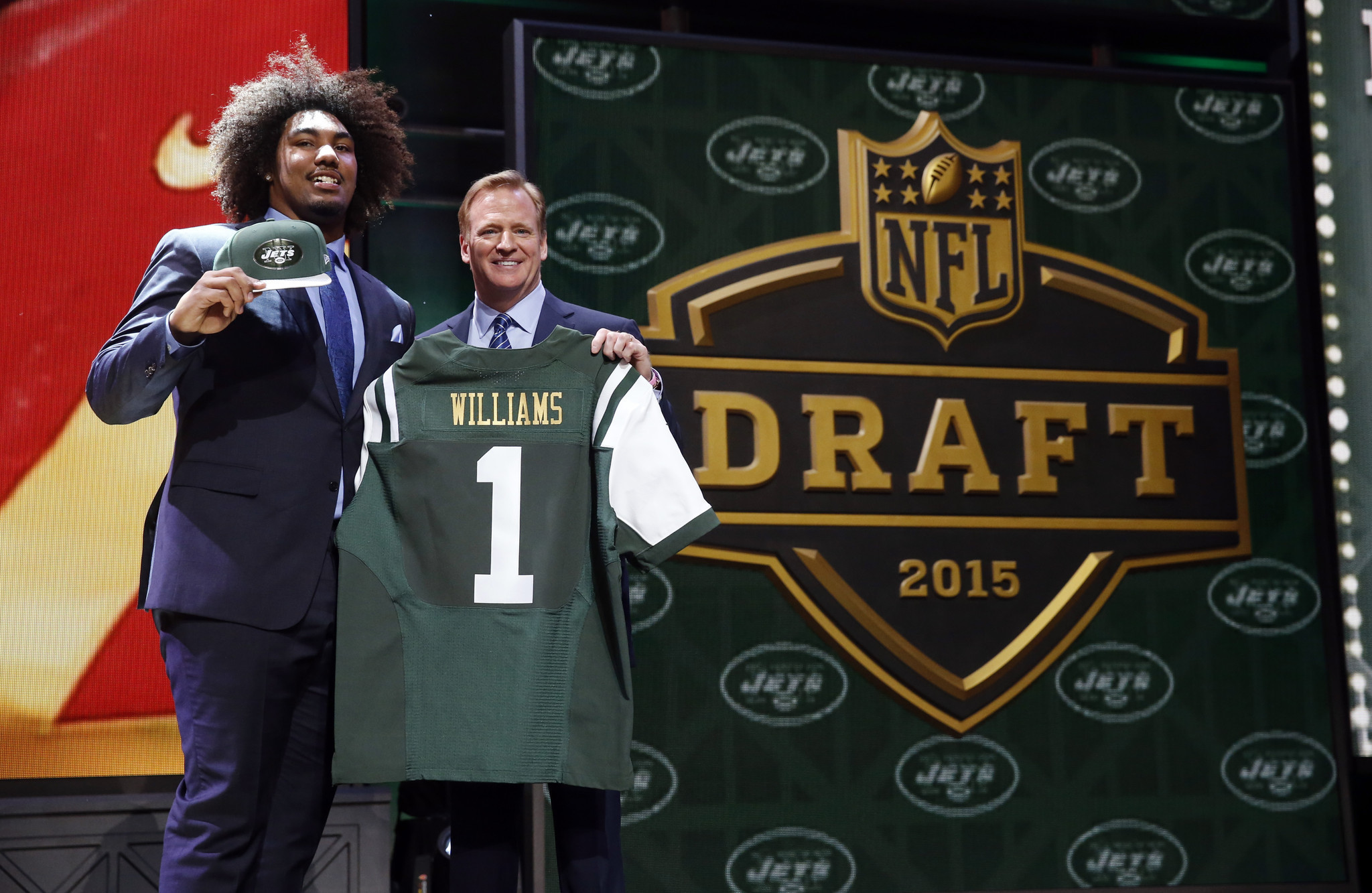 Jets select Mainland s Leonard Williams with No. 6 pick in NFL draft -  Orlando Sentinel 8a859d9feec