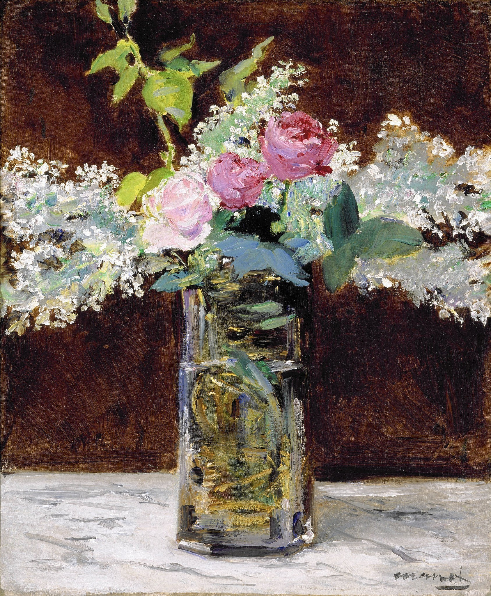 Exploring The Art Of The Flower With Manet Van Gogh And