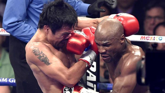 Manny Pacquiao, Floyd Mayweather Jr.