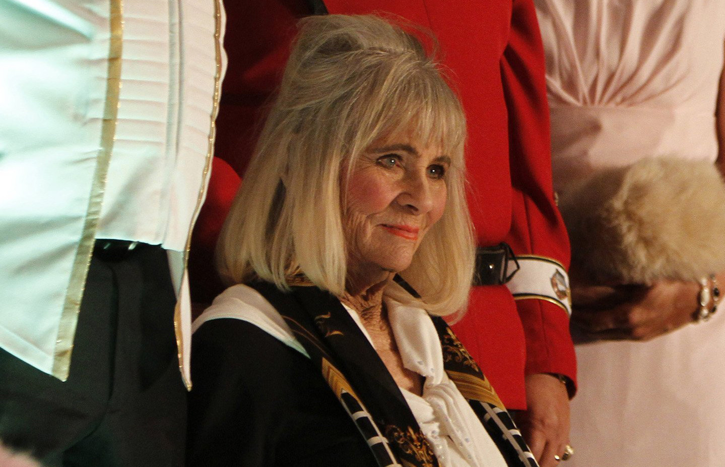 Grace Lee Whitney Grace Lee Whitney new picture