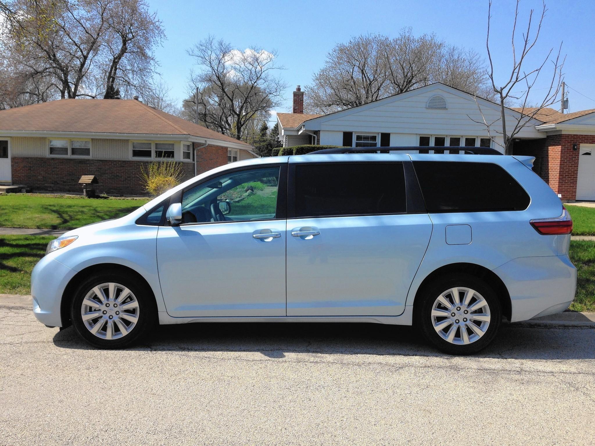 2015 minivan all wheel autos post. Black Bedroom Furniture Sets. Home Design Ideas
