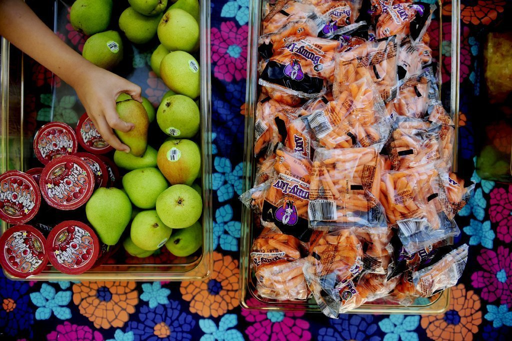 Opposing viewpoints on junk food