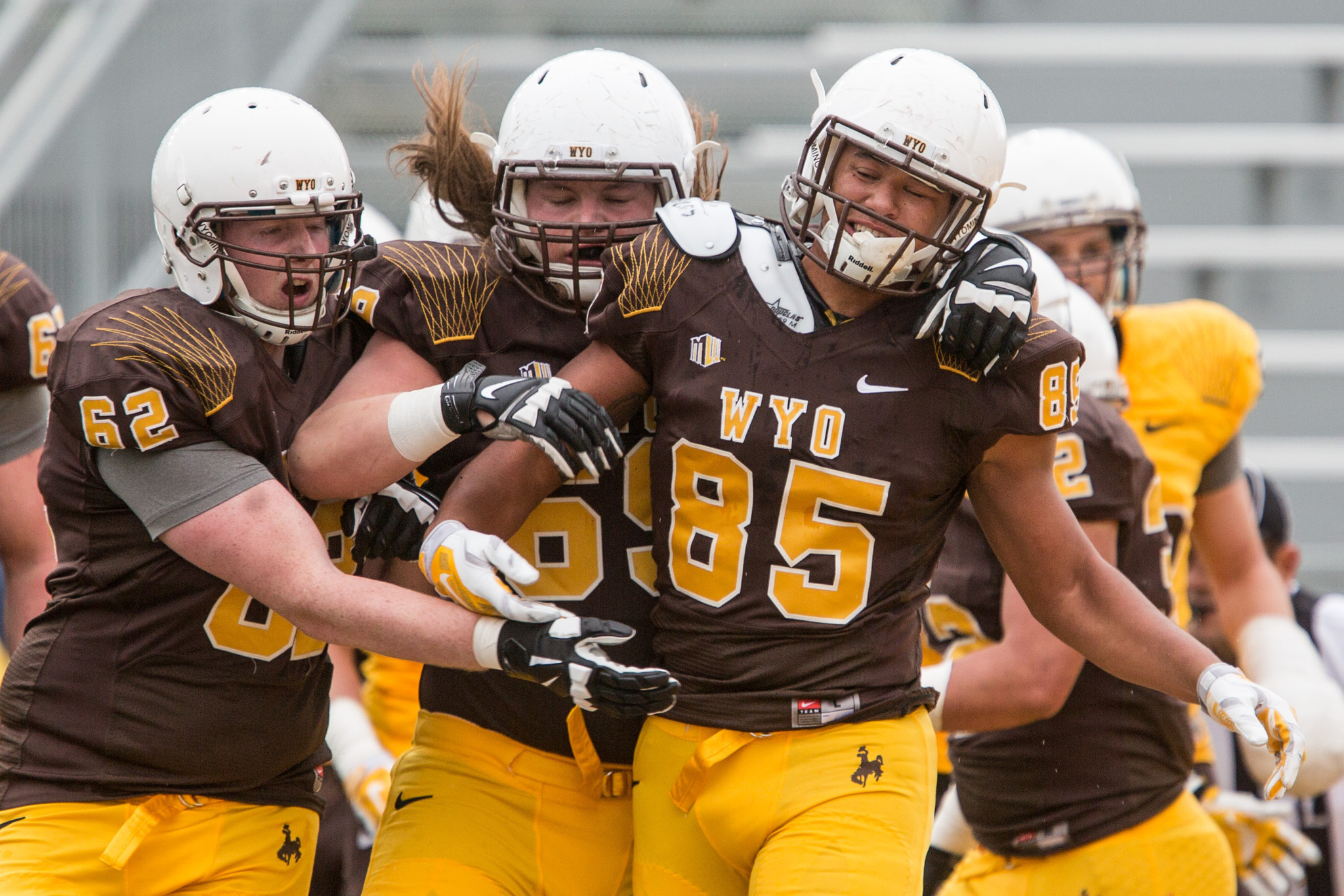 Revamped Wyoming lineup chases more wins, Cowboys ranked ...