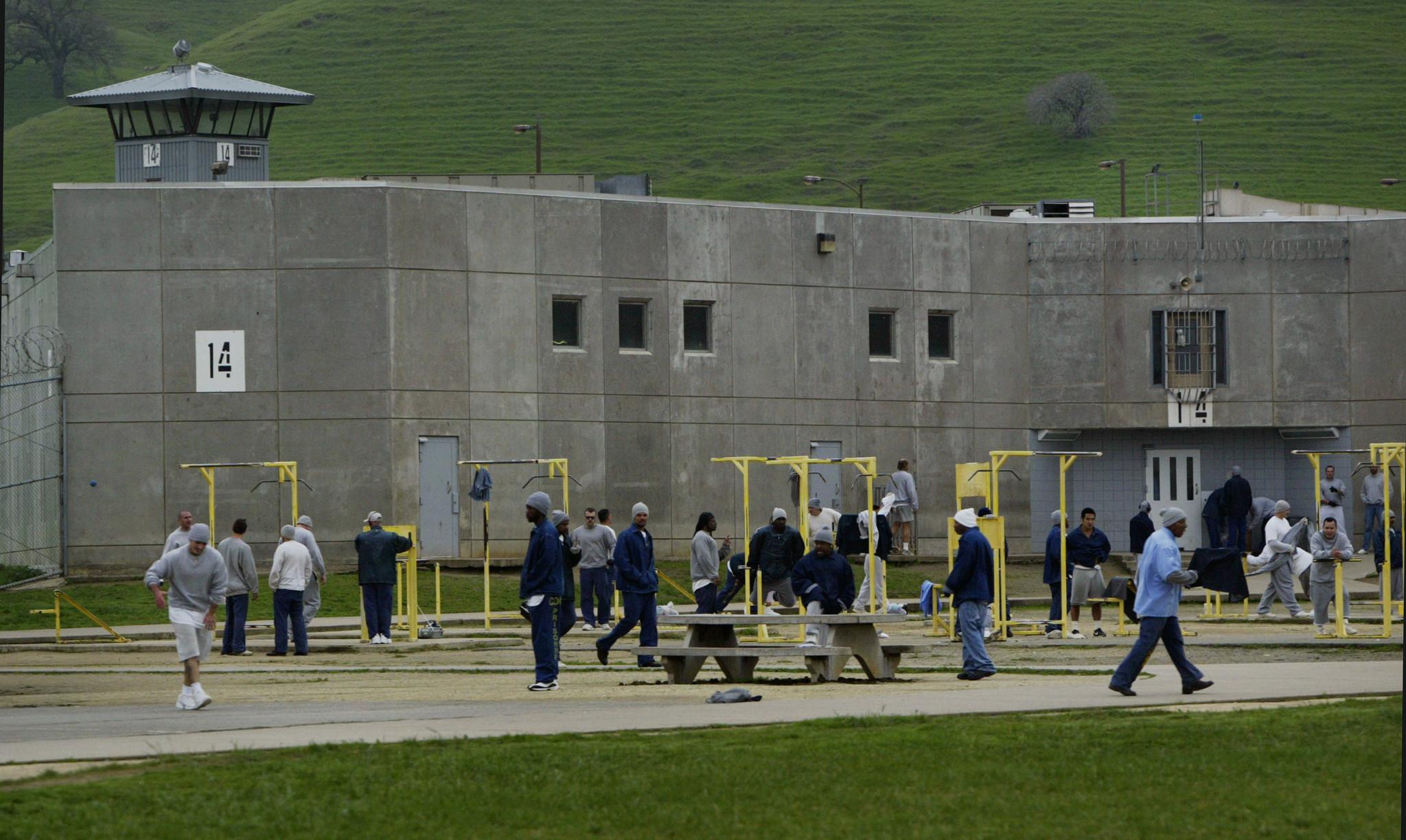 Brawl erupts, inmate found dead at Vacaville prison - LA Times