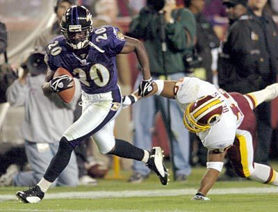 Former Ravens safety Ed Reed helped make defense exciting ...