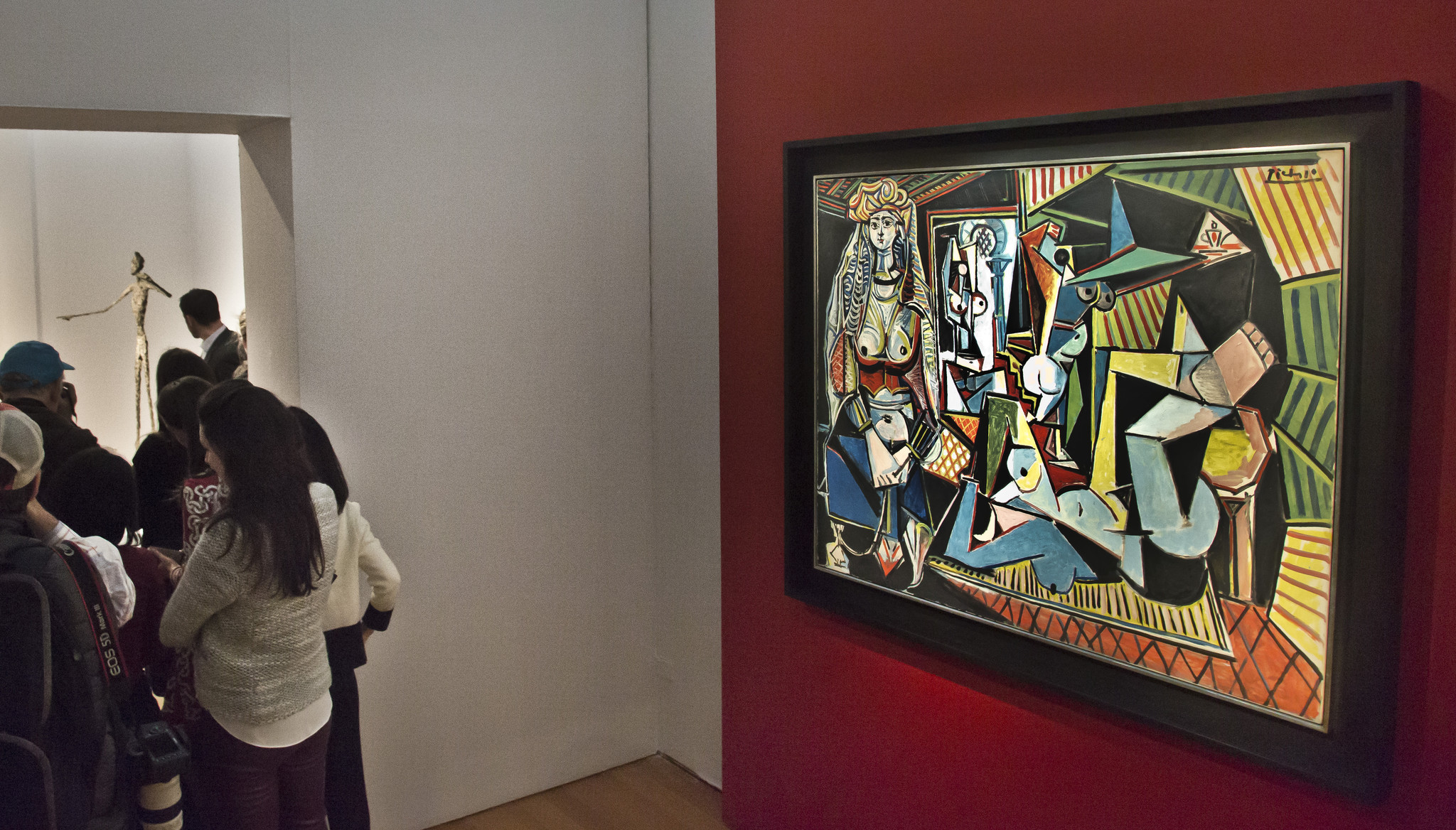 Picasso, Giacometti works set to challenge auction records ...