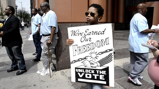 Should Felons Be Stripped of Their Right to Vote?