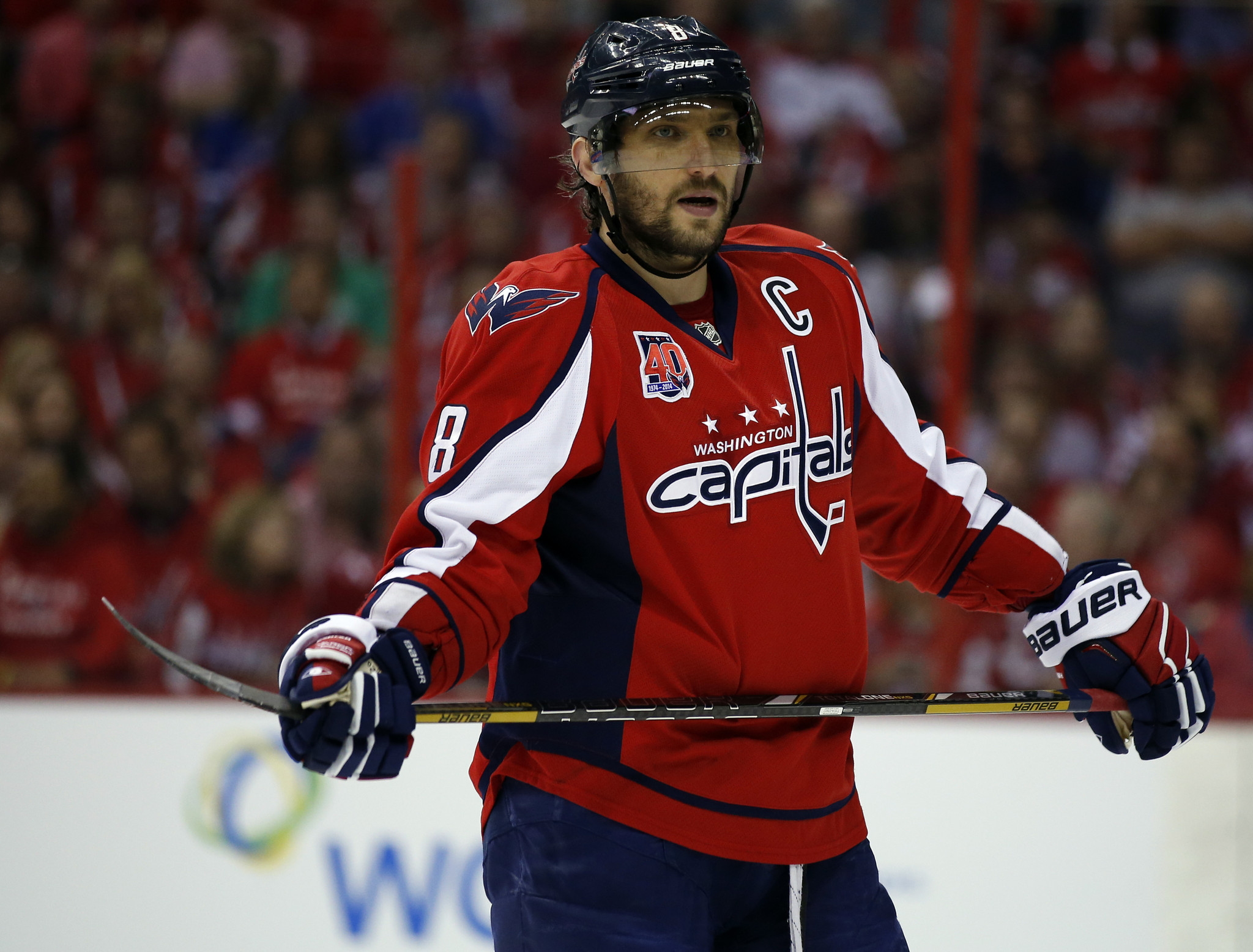 Alex Ovechkin Guarantees Rangers Will Go Down In Game 7 - Hartford Courant fbe88cb86612