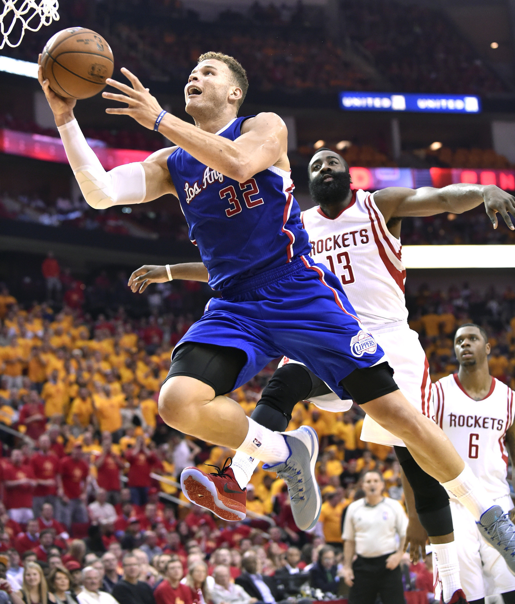 Live Updates: Clippers Vs. Houston Rockets, Game 5