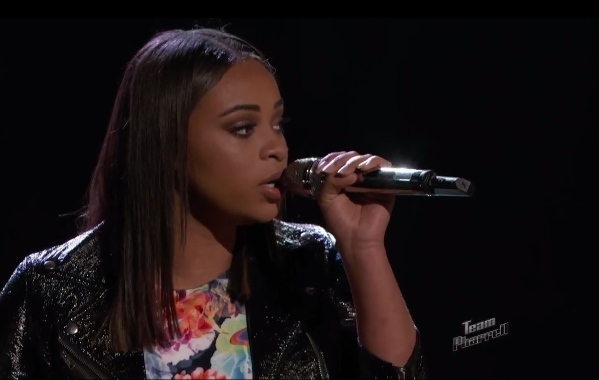 Koryn Hawthorne sings Beyonce's 'If I Were a Boy' on 'The ...