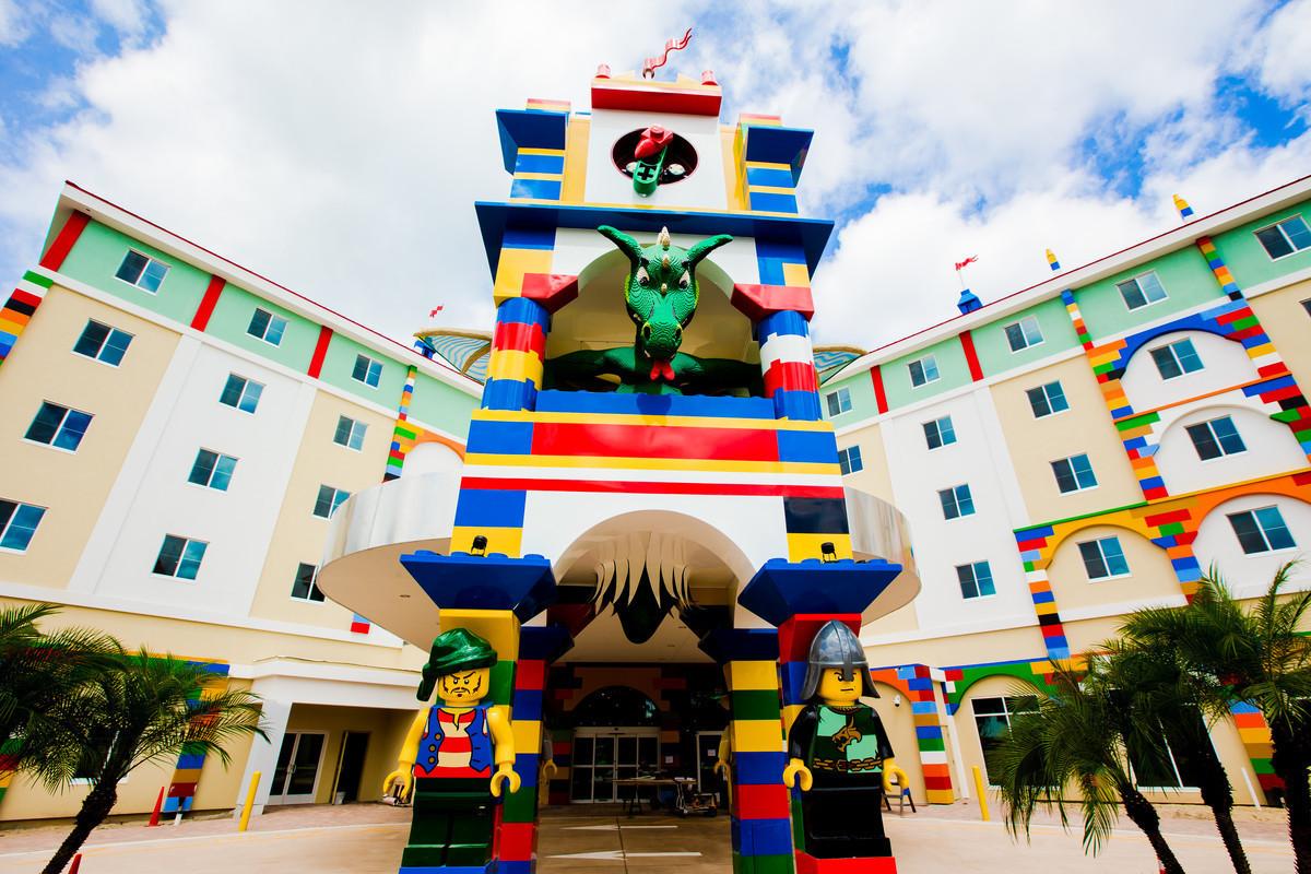 Legoland Florida gets its first hotel - Orlando Sentinel