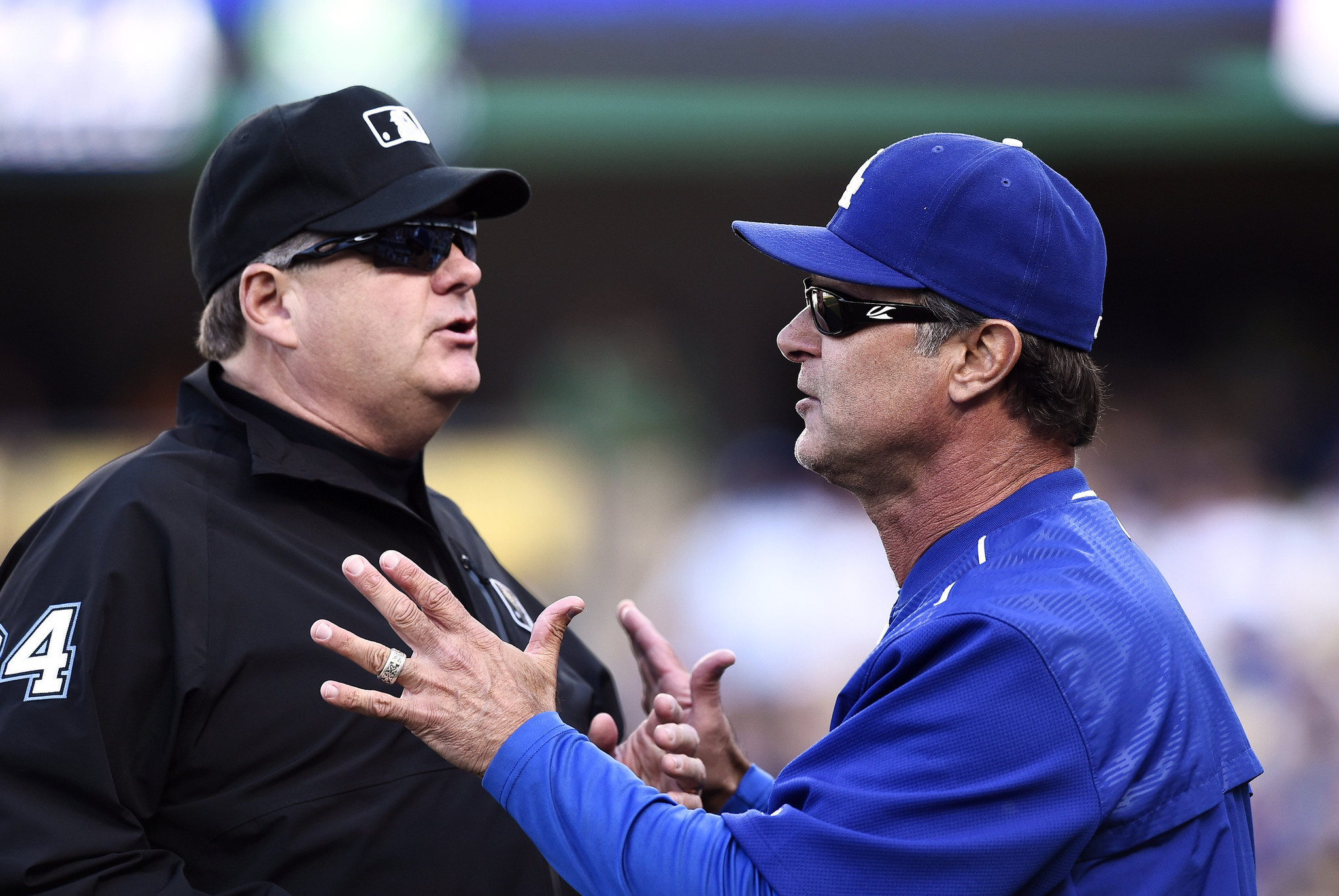 Why Dodgers Manager Don Mattingly Is Fed Up With Baseball