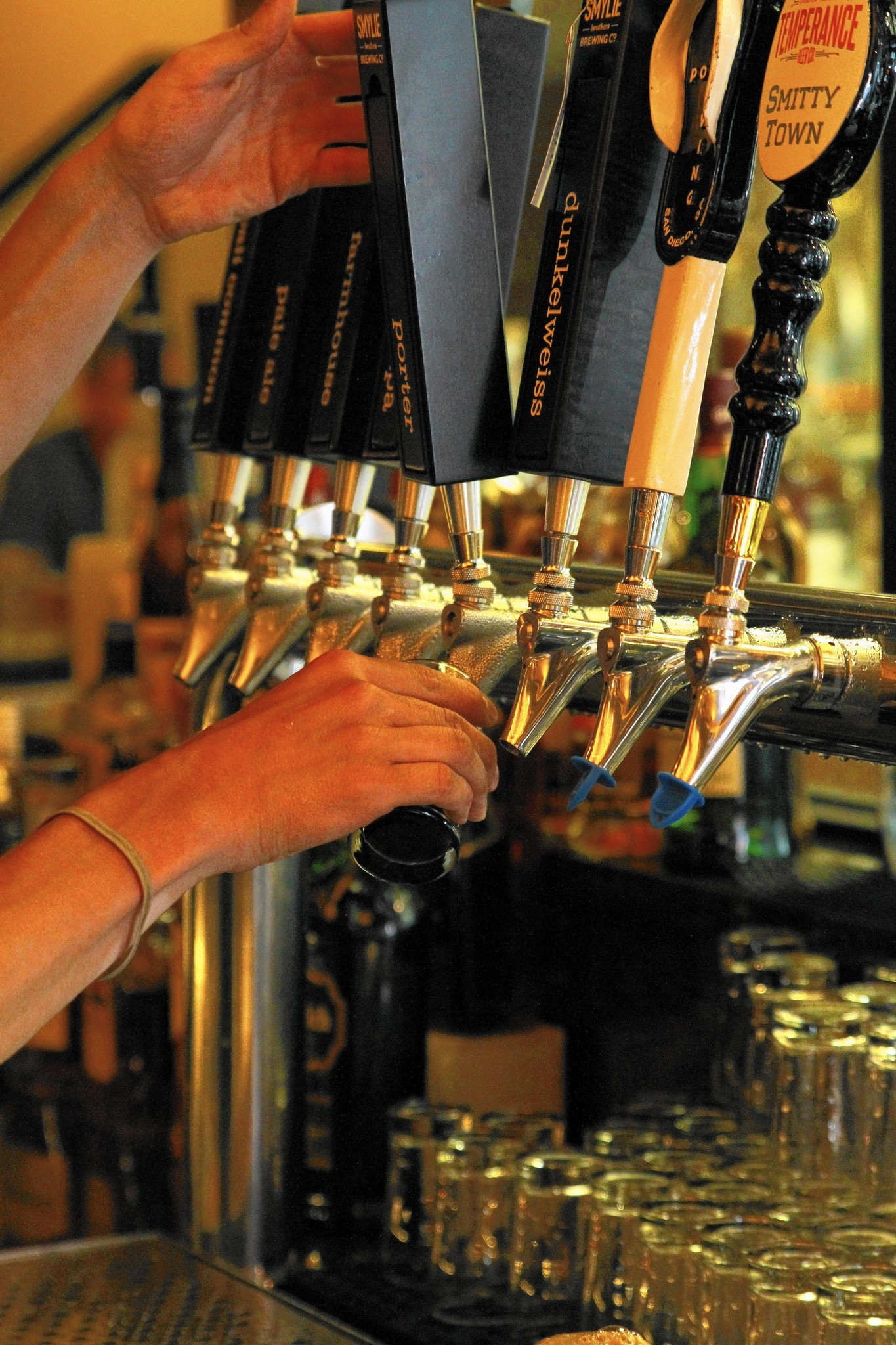 Smylie Brothers Brewing Hosts Evanston Tap Takeover