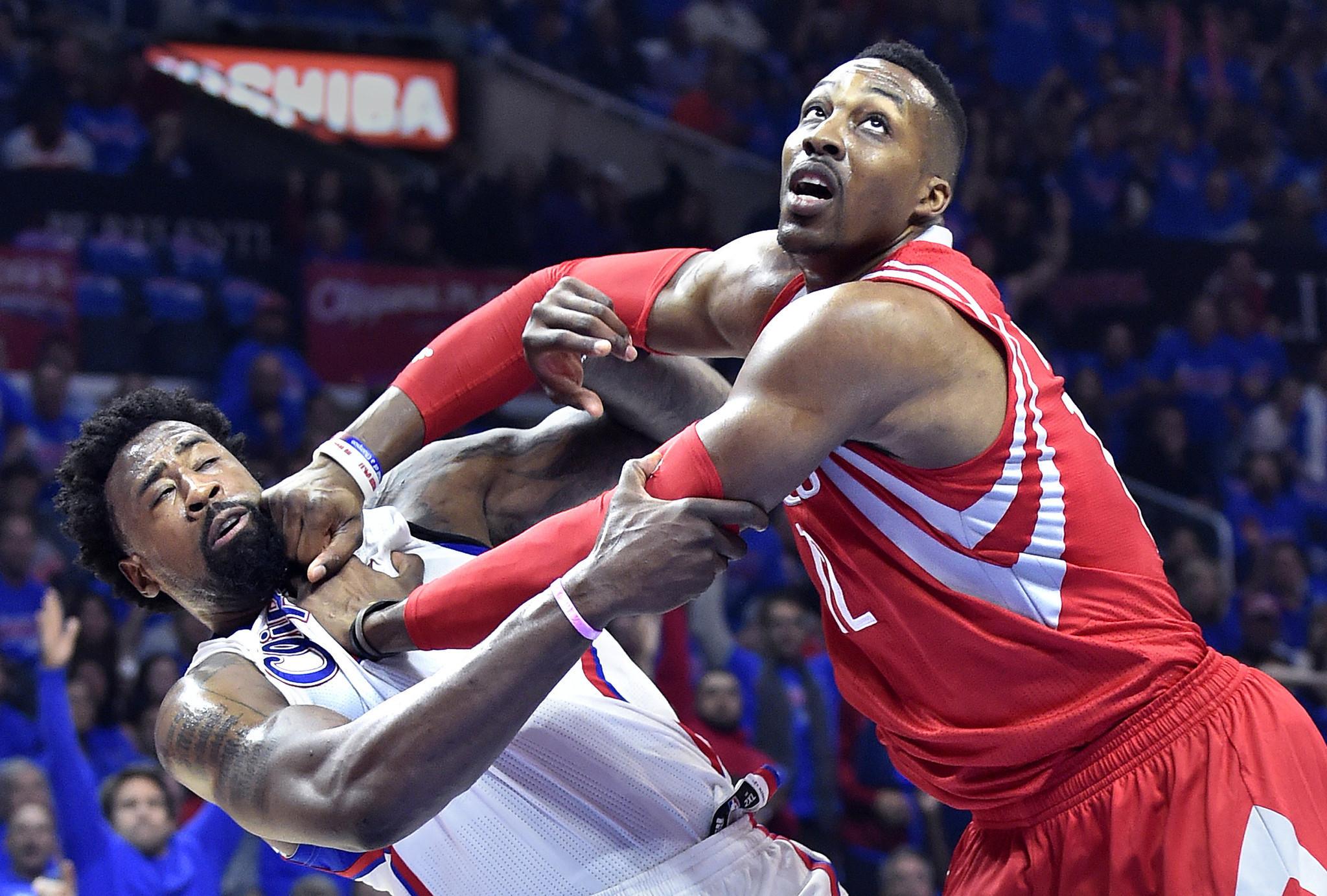 Live updates: Rockets defeat the Clippers, 119-107 - LA TimesRockets Game