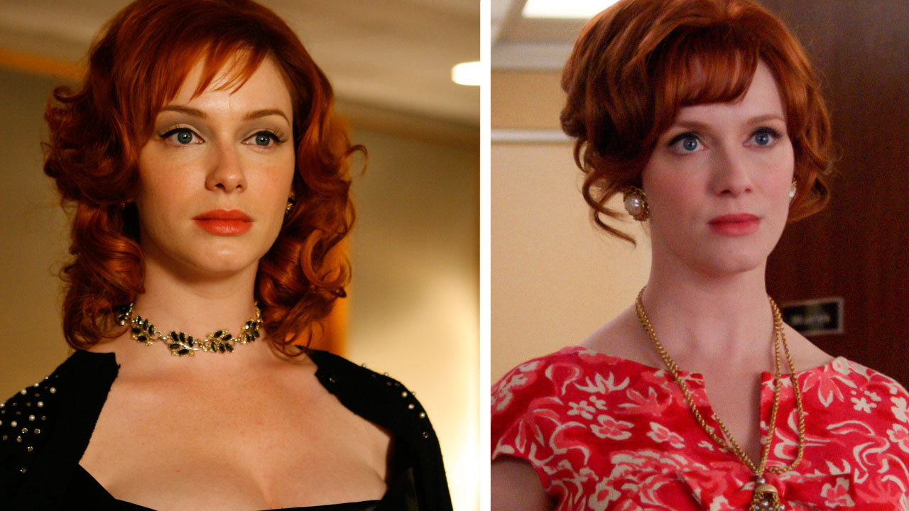 1e2d8ec67 Joan Holloway/Harris in 'Mad Men' through the years - RedEye Chicago