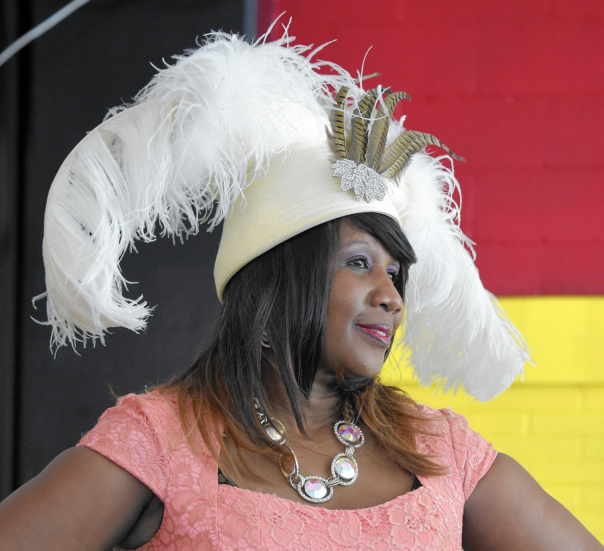 Hat makers prepare for Preakness horse race in Baltimore - Carroll County  Times 34590c0dd16