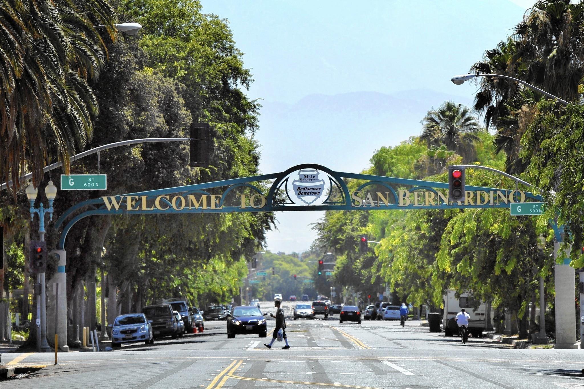 California Sales Tax Los Angeles >> San Bernardino offers plan to emerge from bankruptcy - LA ...