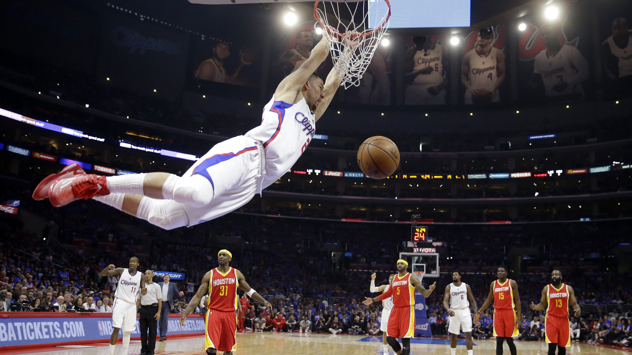 Clippers Austin Rivers To Be Featured On Nba Inside Stuff
