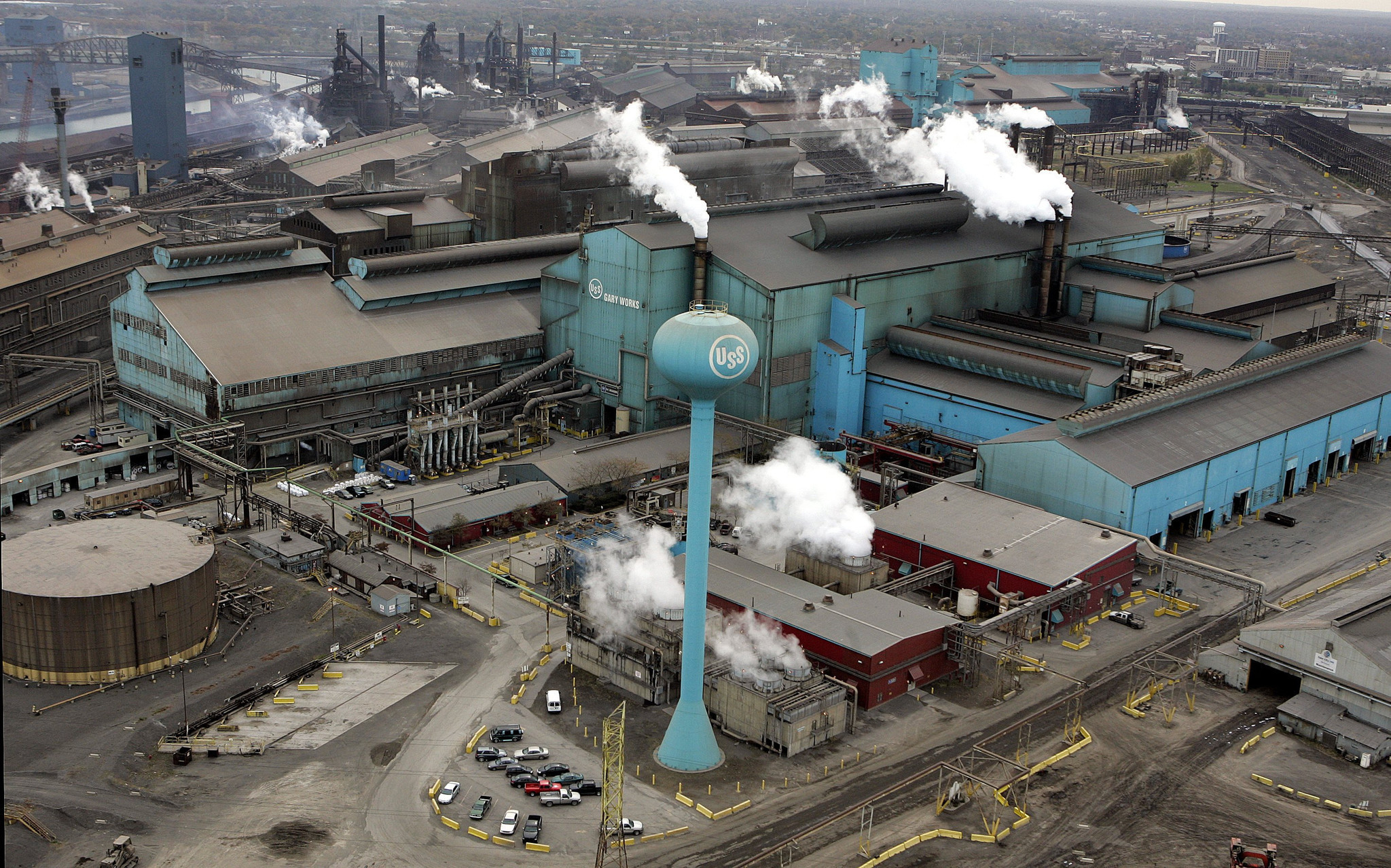 U S Steel Lays Off Another 285 Workers At Gary Works Mill