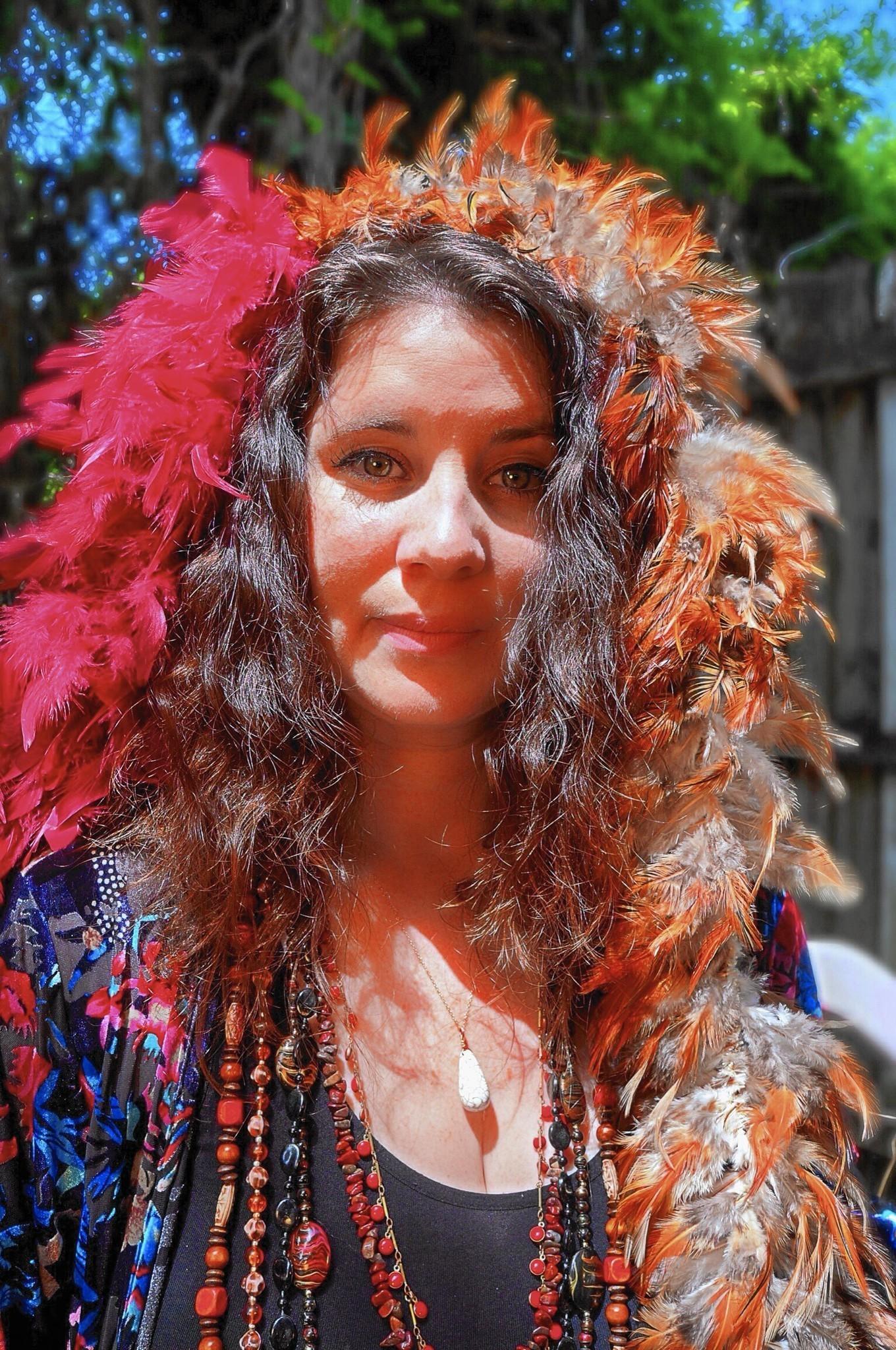 Orlando Fringe Review Janis Joplin Little Girl Blue Capital Gazette