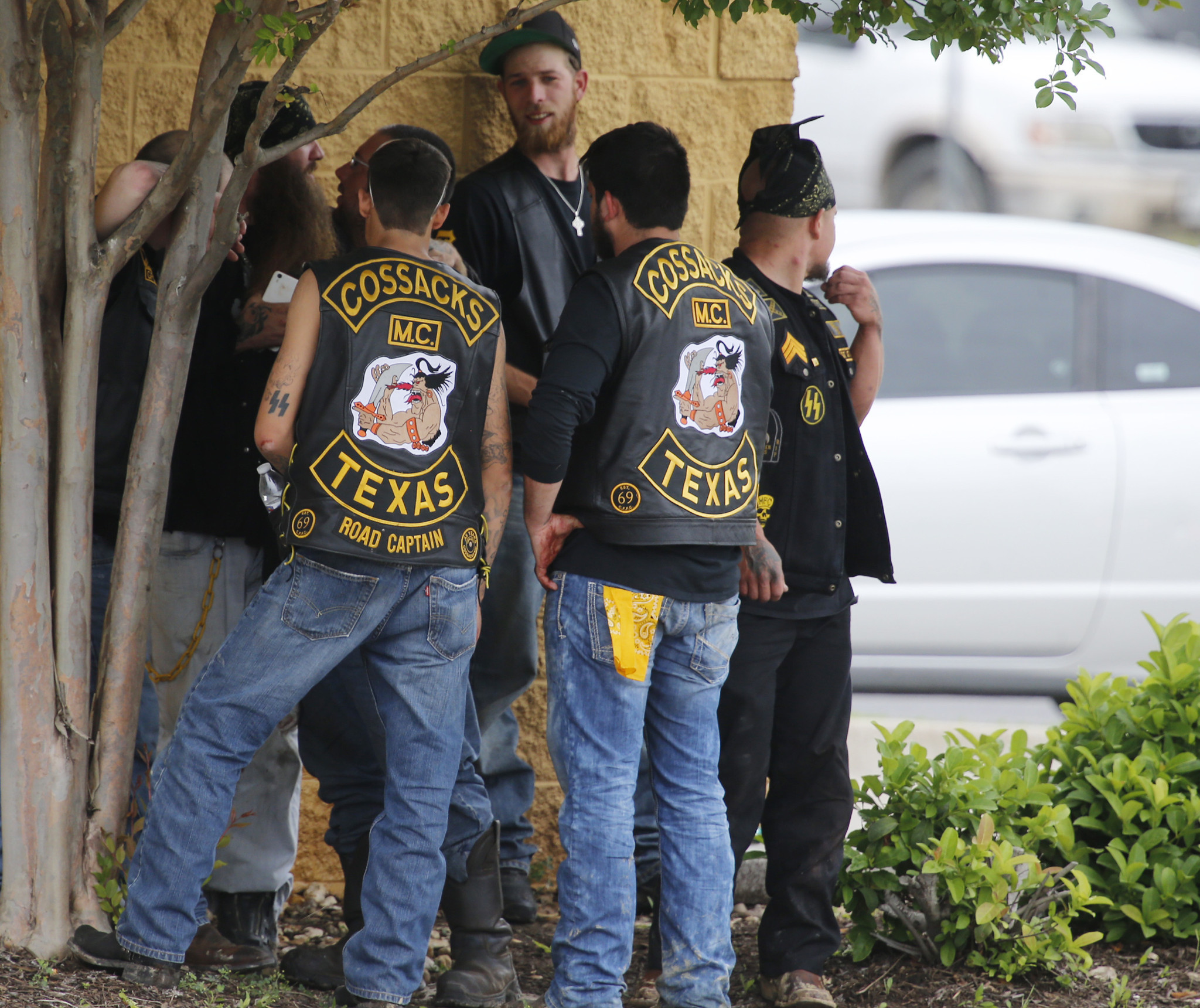 Got To Our Shooting Area Before Most Of: Charges Filed Against 170 Motorcycle Gang Members In Texas