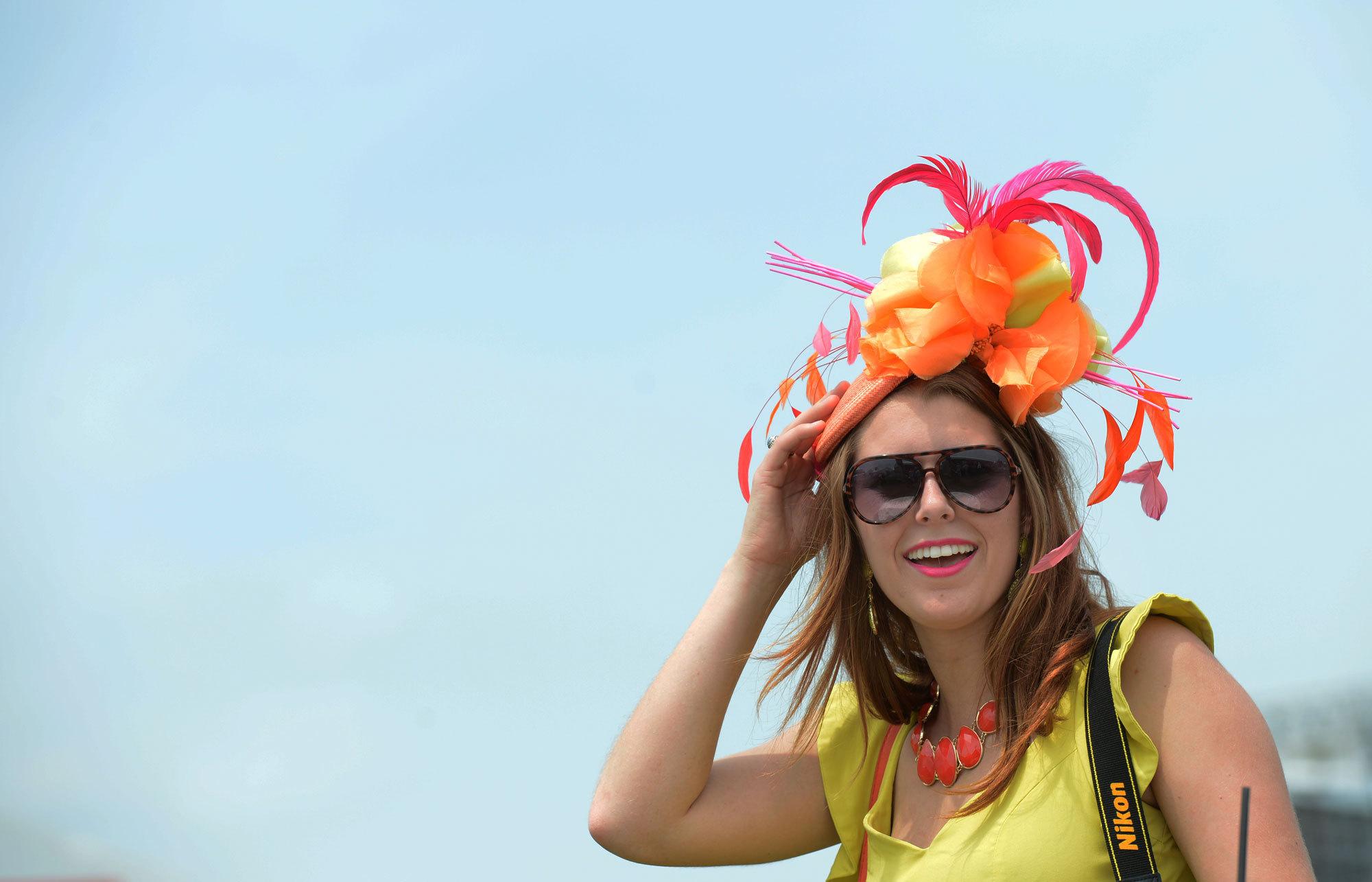 Preakness 2015 hats and fashion - Baltimore Sun 6896ca3ae18