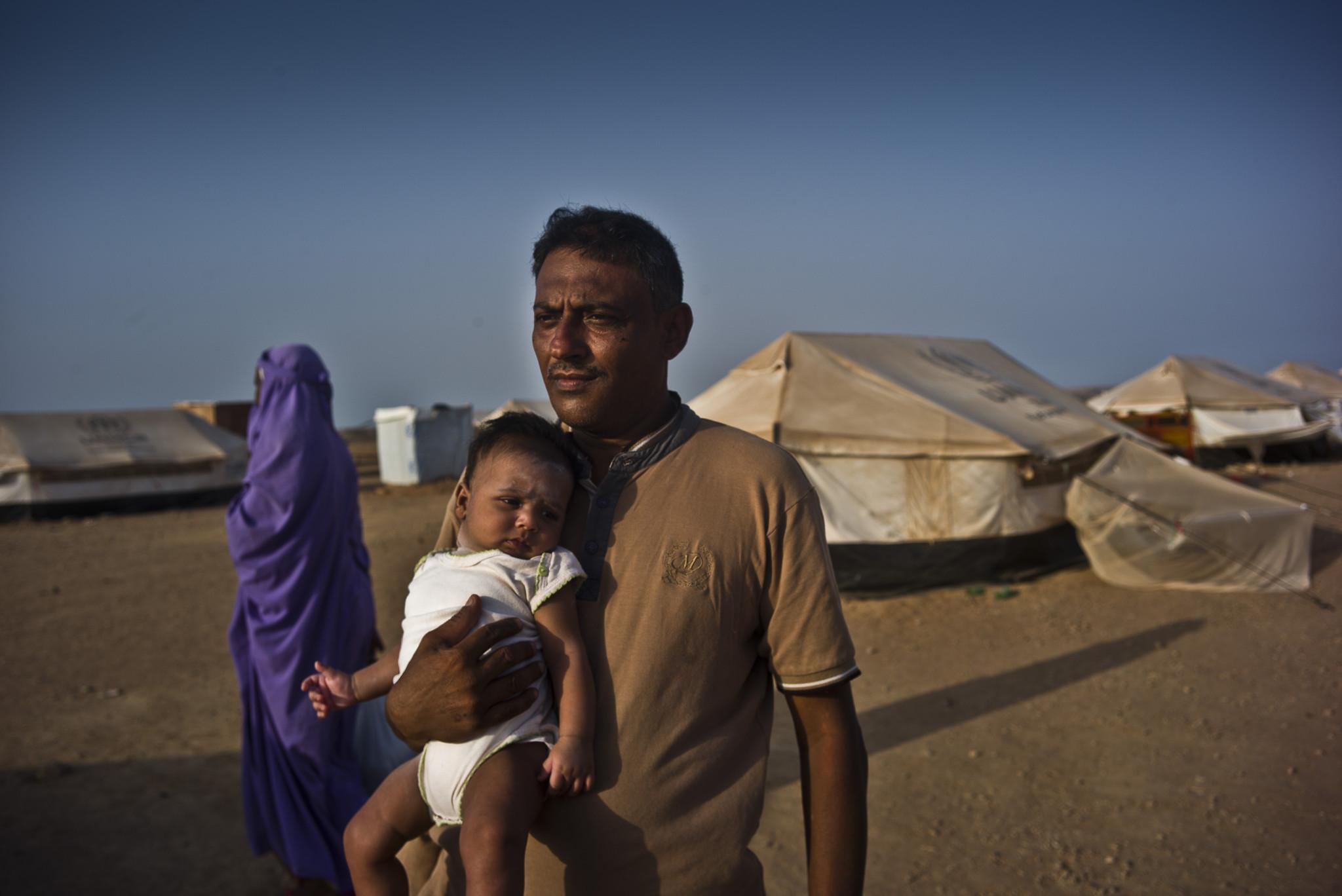 Refugee Movements  Yemen And Djibouti