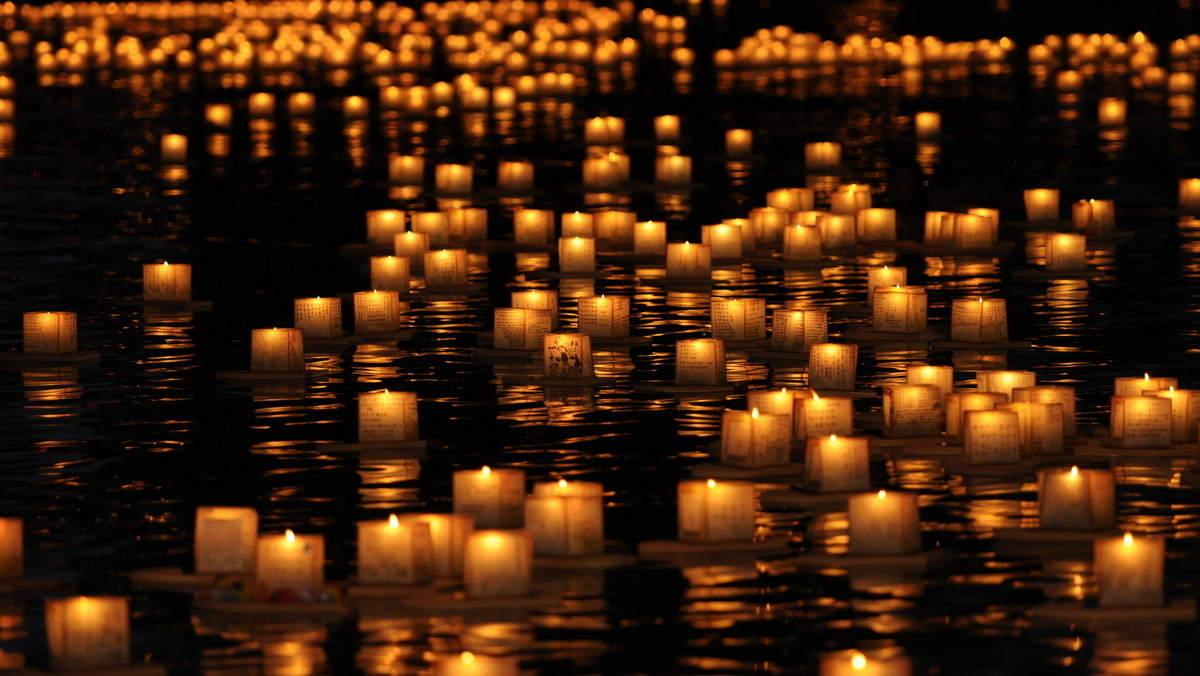 In Honolulu, floating lanterns will recall loved ones on ...