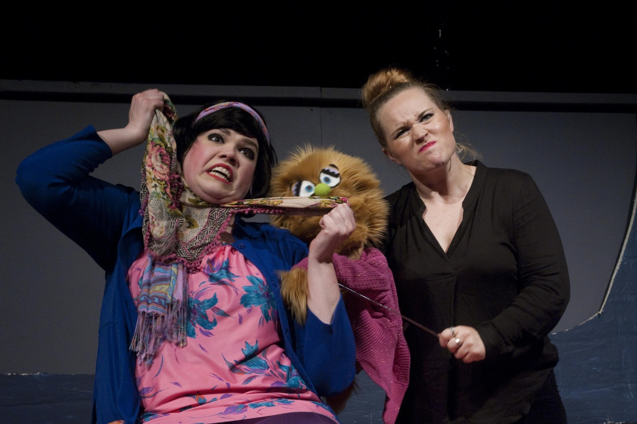 Avenue Q Christmas Eve.Stillpointe Theatre Delivers Lively Revival Of Avenue Q