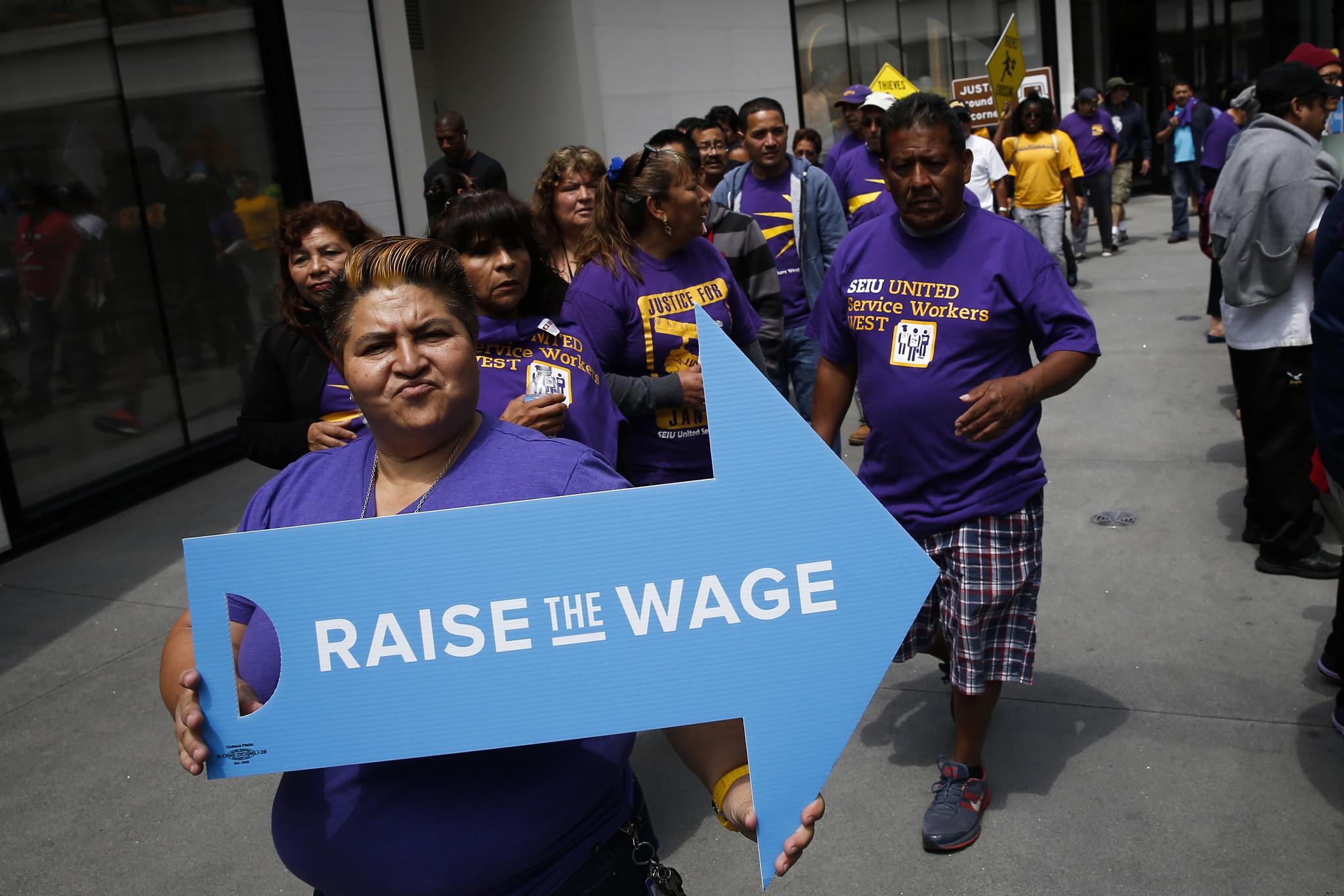 los angeles  minimum wage Minimum Wage Increase July 2019 Los Angeles