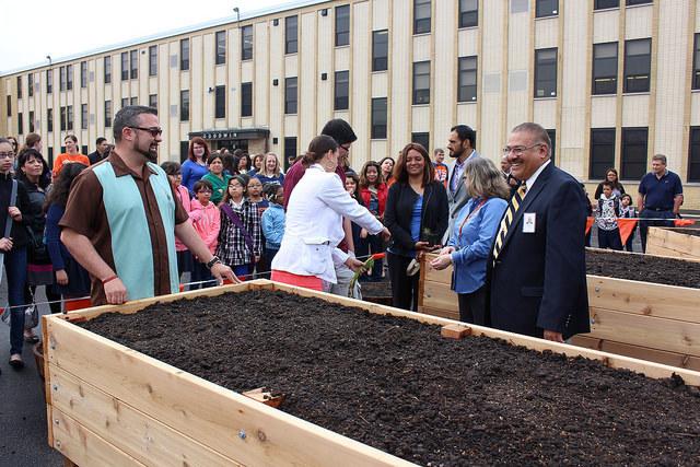 Cicero S Goodwin Elementary School Kick Starts The Summer