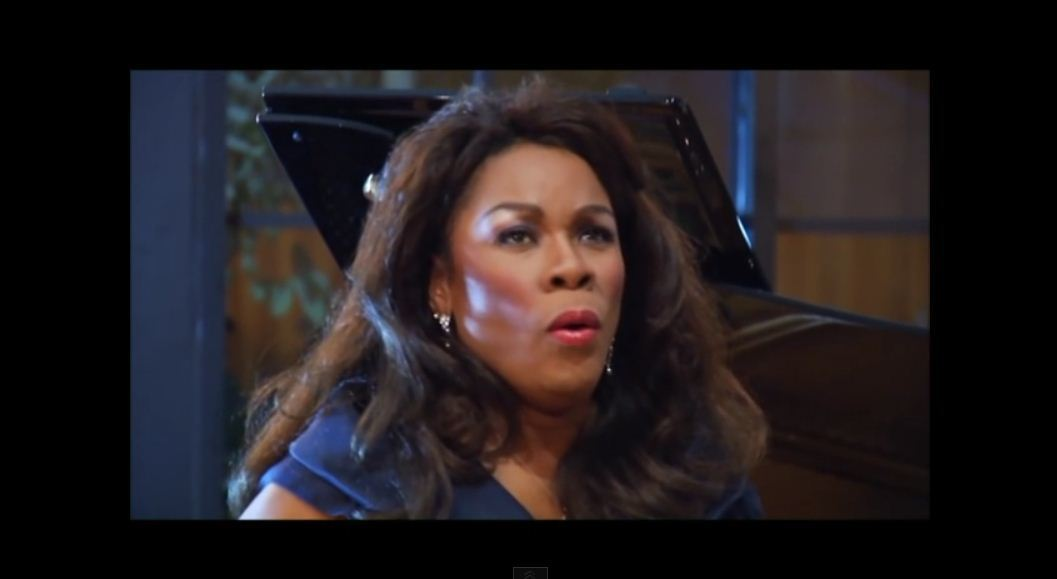 Denyce Graves Sings An Aria From Adriana Lecouvreur