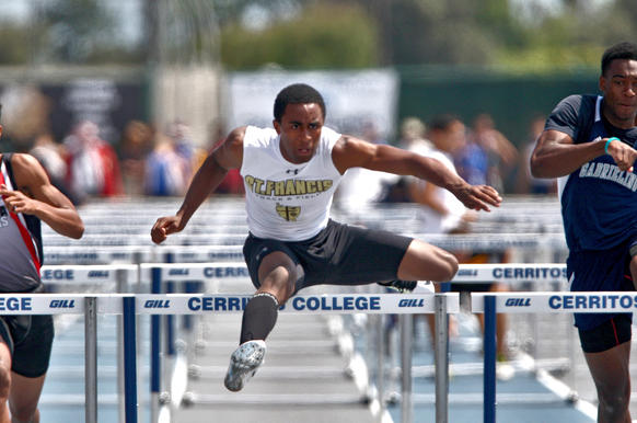 cif southern section track and field masters meet
