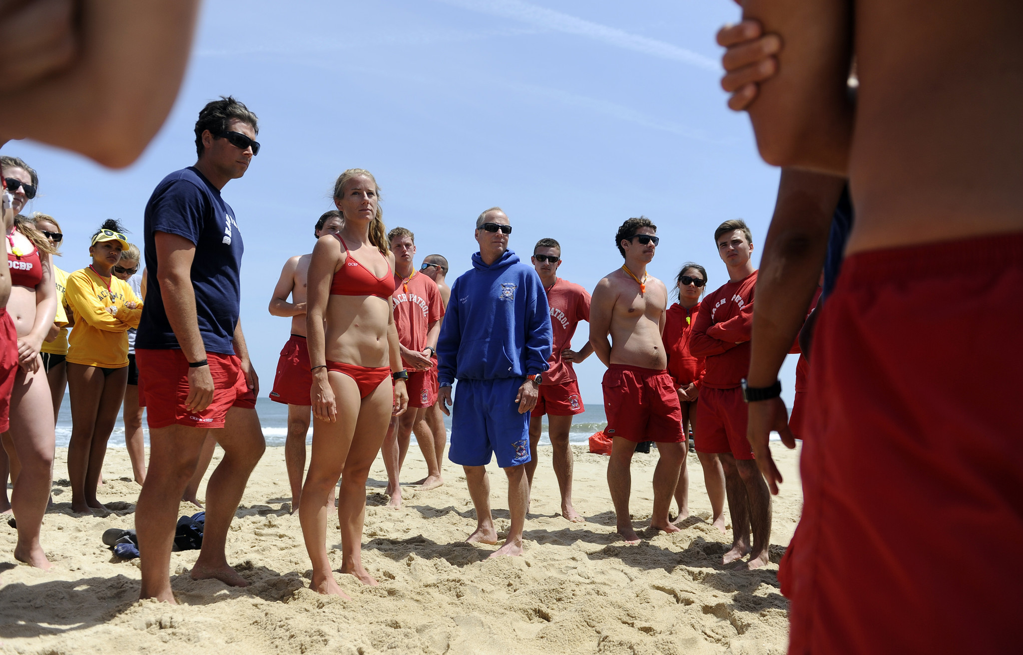 Naked on the Beach: Topless Women Now Allowed at Ocean