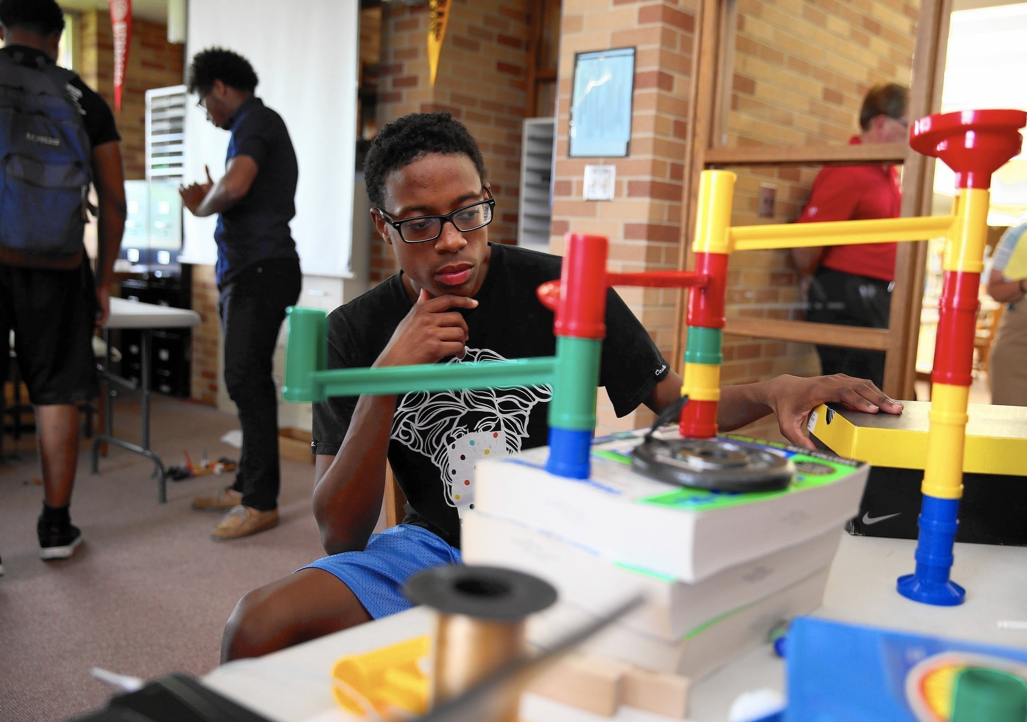 Employers hire high school students to build talent pipeline