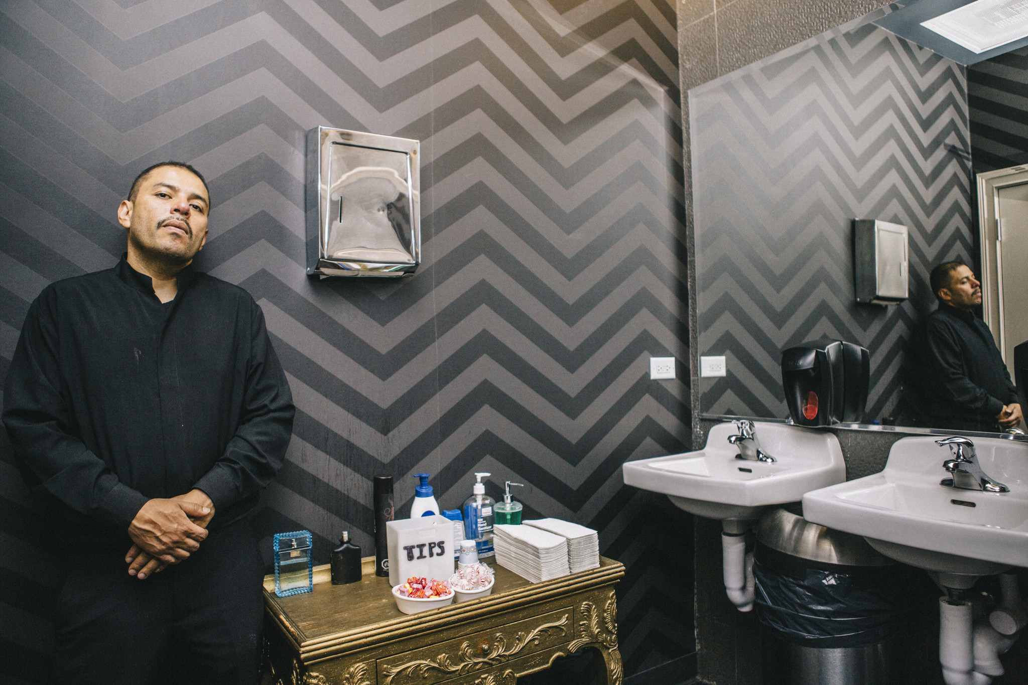 It's a dirty job and they do it: life as a nightclub ...