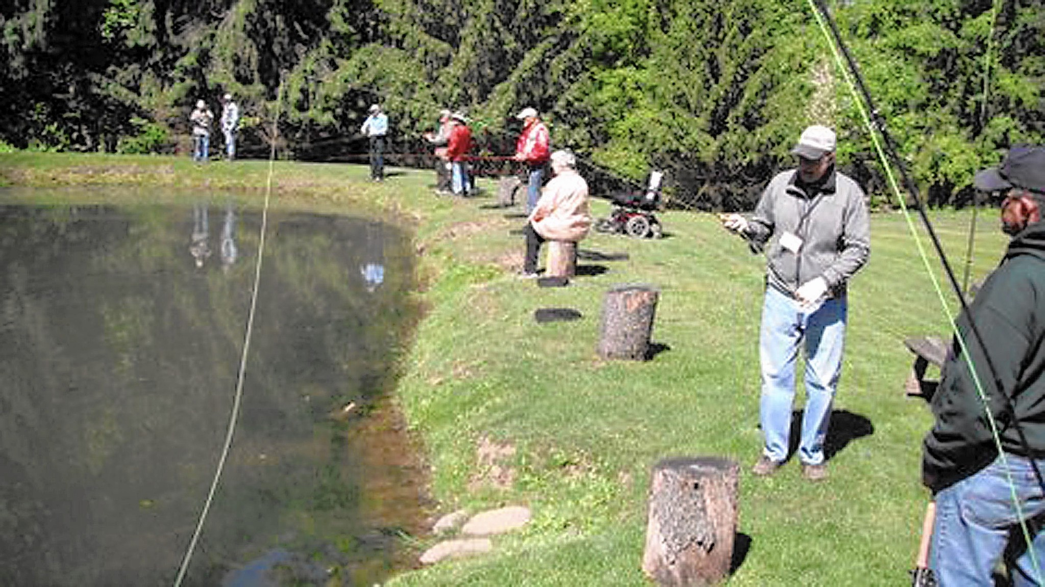 Lunkerfest on Lehigh River means good fishing - The Morning Call