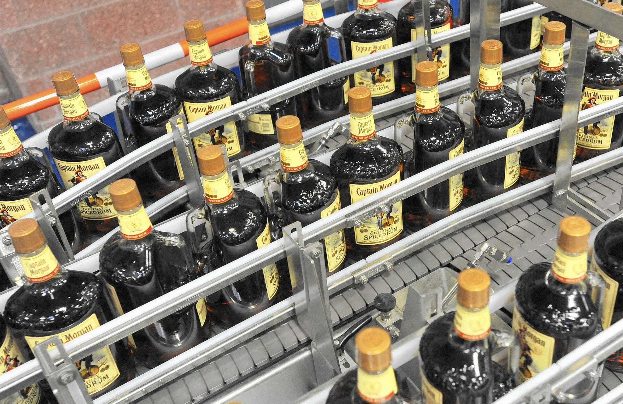 diageo to shut down relay bottling operations