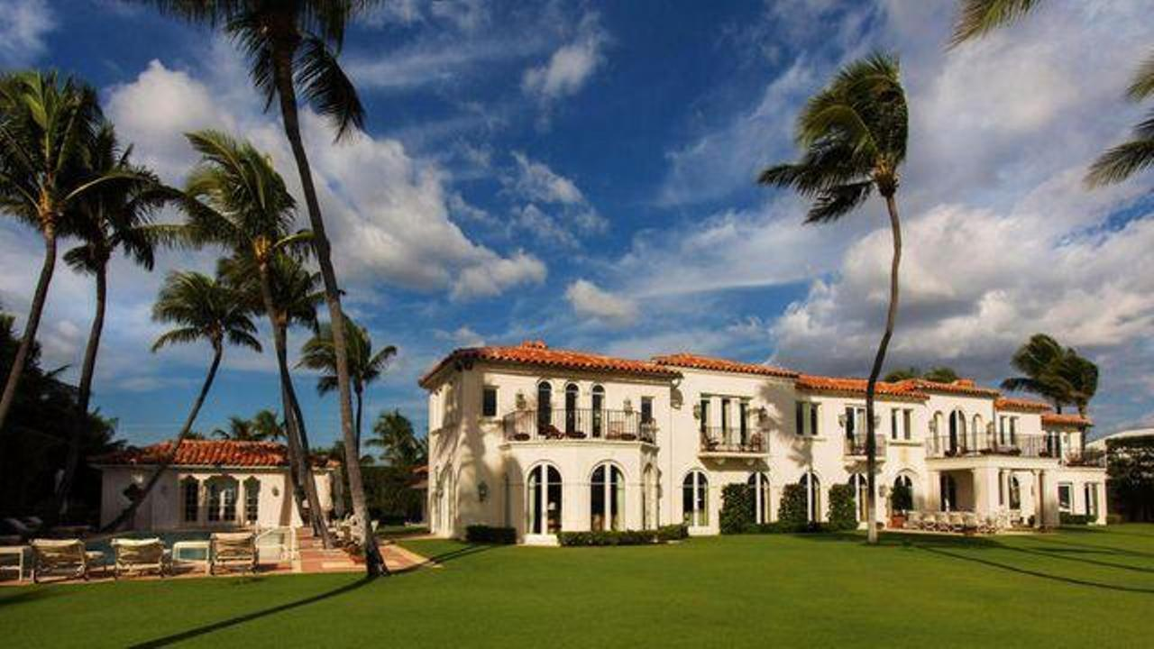 Kennedy Winter White House Sold For 31 Million In Palm Beach Sun Sentinel