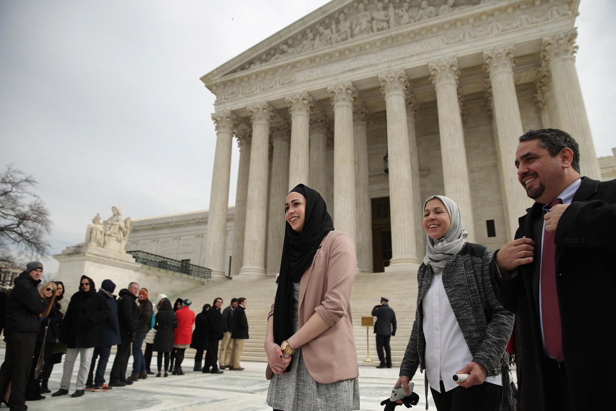 What causes religious discrimination