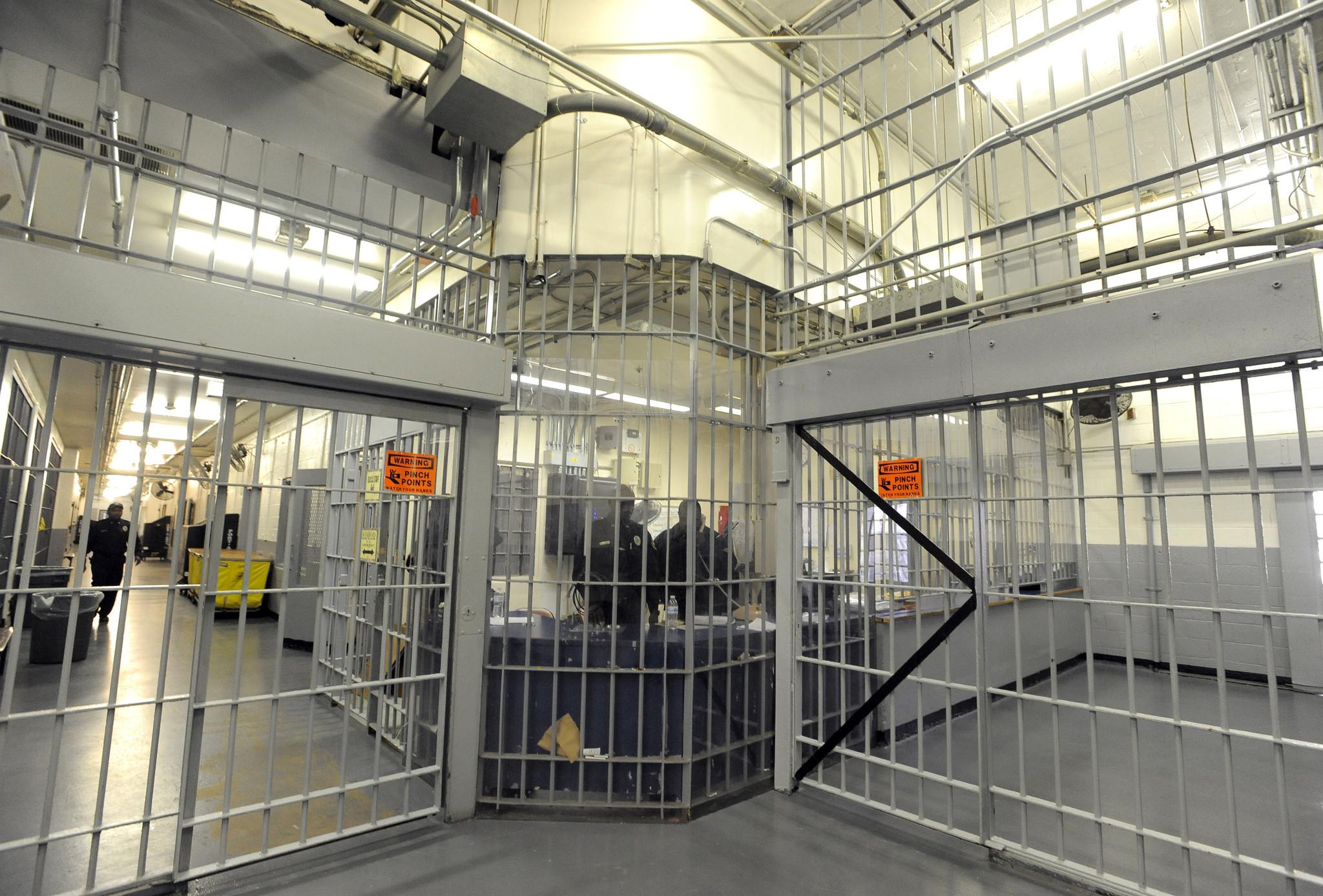 Baltimore Jail Complex Again Faces Lawsuit Over Health