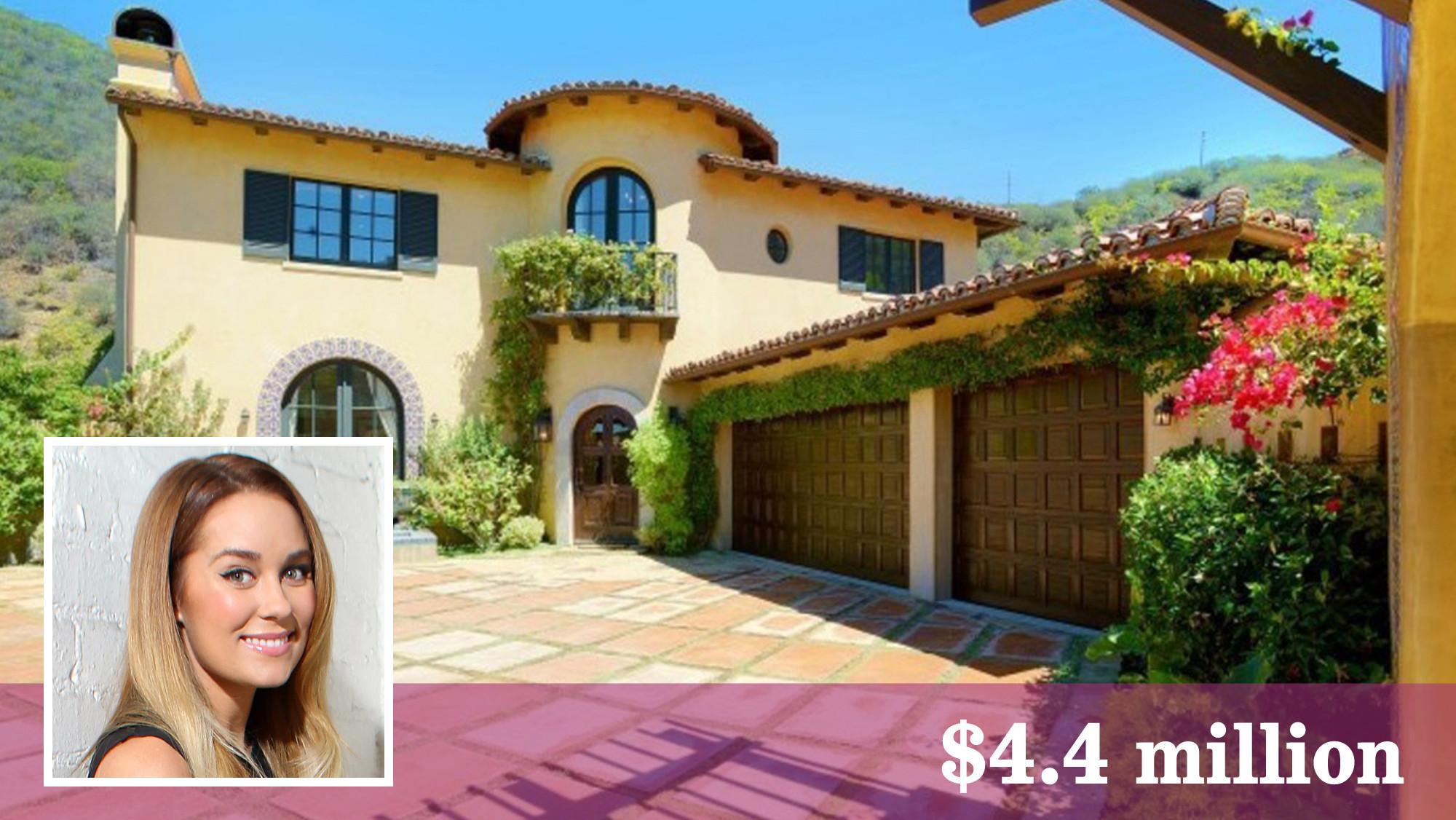 Ex Reality Tv Star Lauren Conrad Buys Pacific Palisades