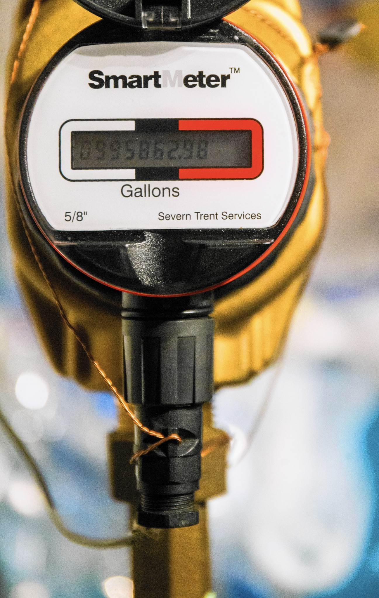 Several Suburbs Shift To Electronic Water Meters No