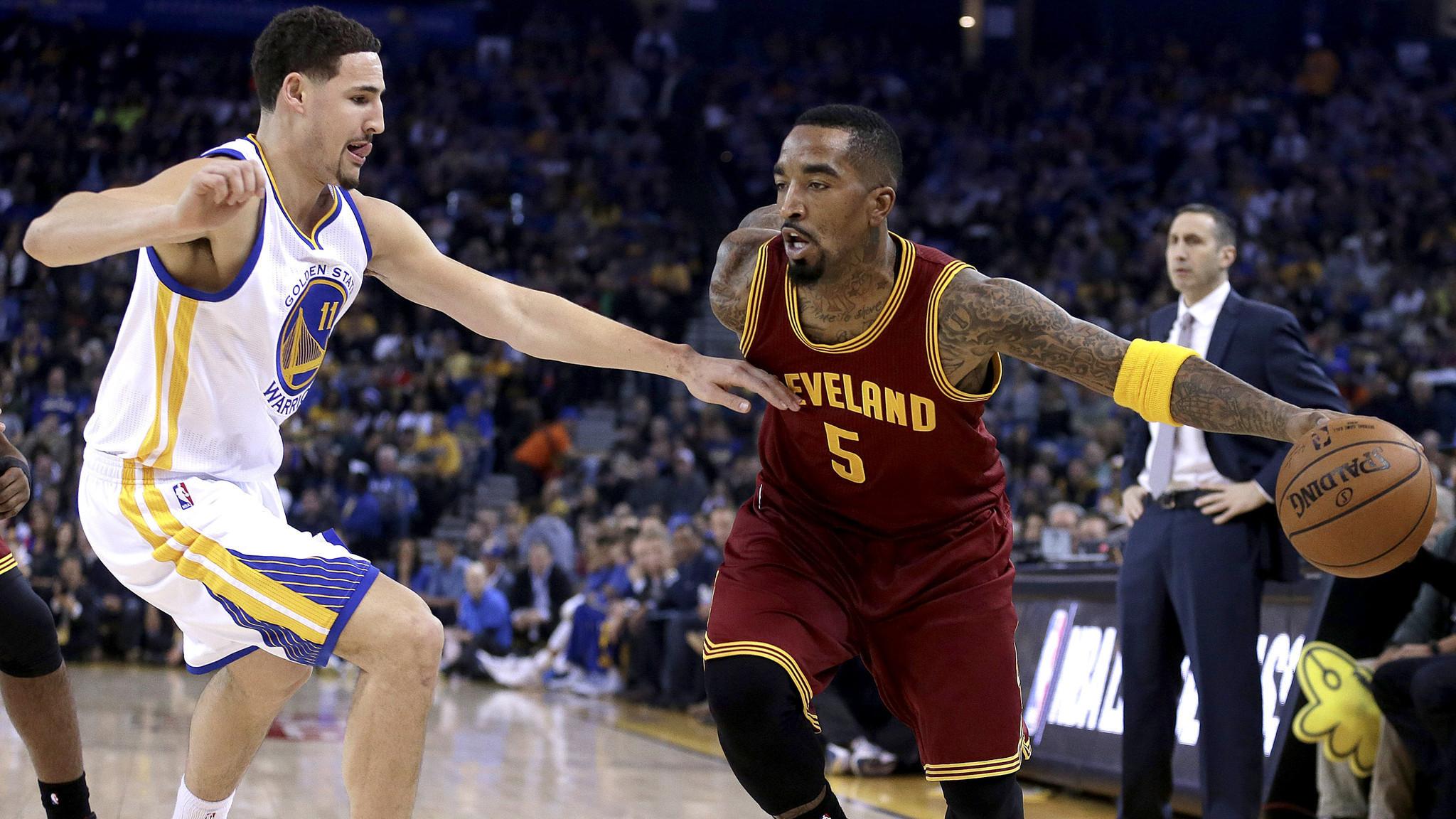 warriors vs cavaliers - photo #17