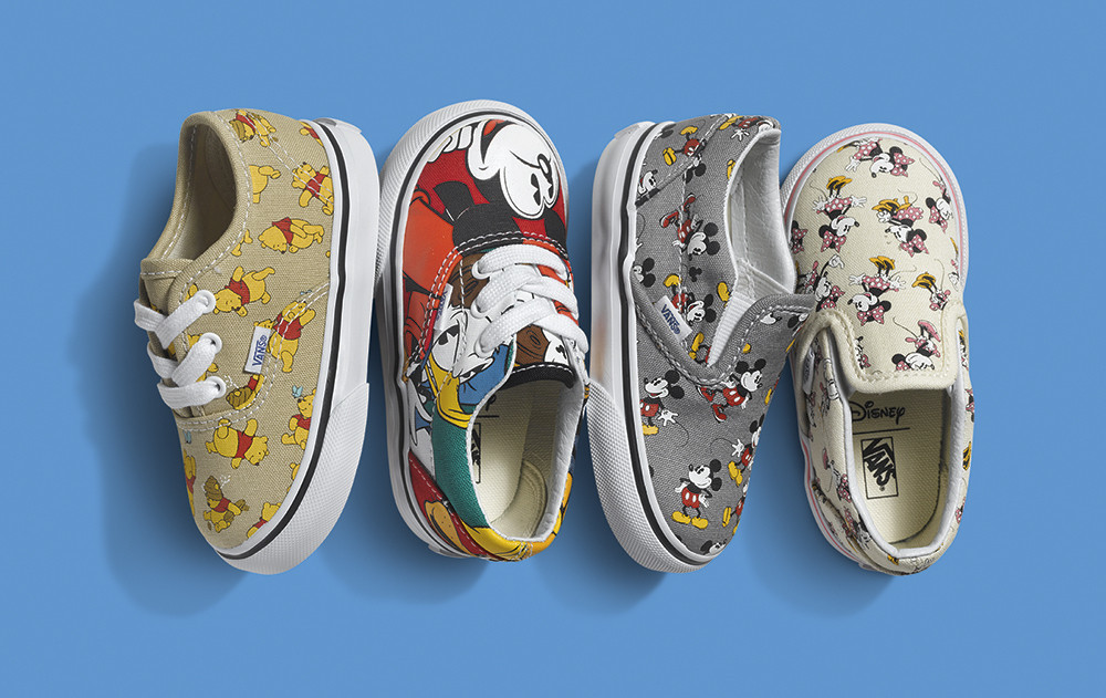 d66b4075c8 Vans and Disney team up for new collection - La Jolla Light